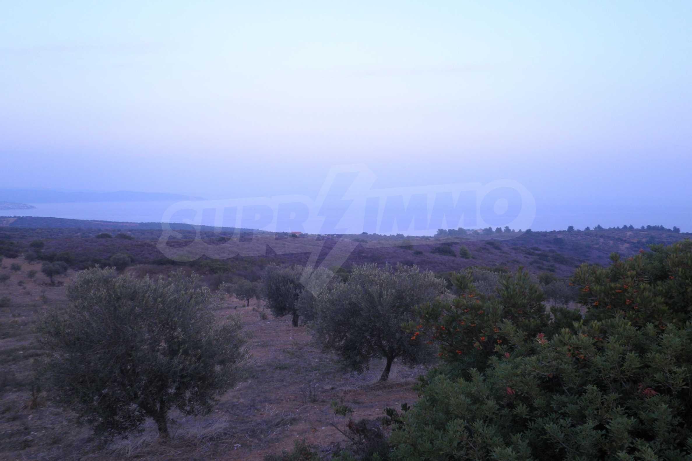 Земеделска земя  в  Акти Салоникю 6