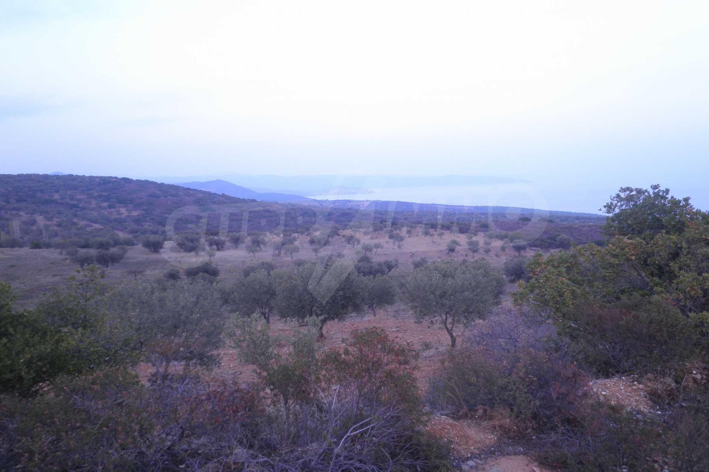 Земеделска земя  в  Акти Салоникю 7