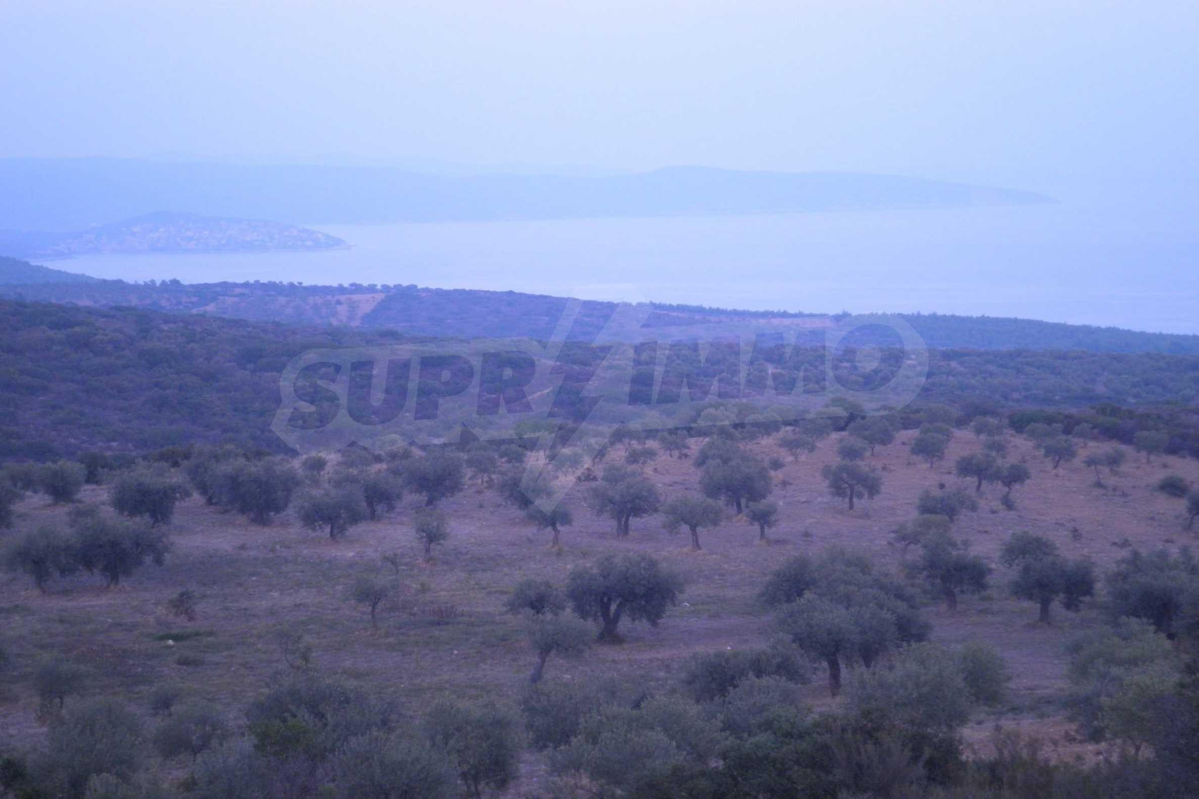 Земеделска земя  в  Акти Салоникю 8