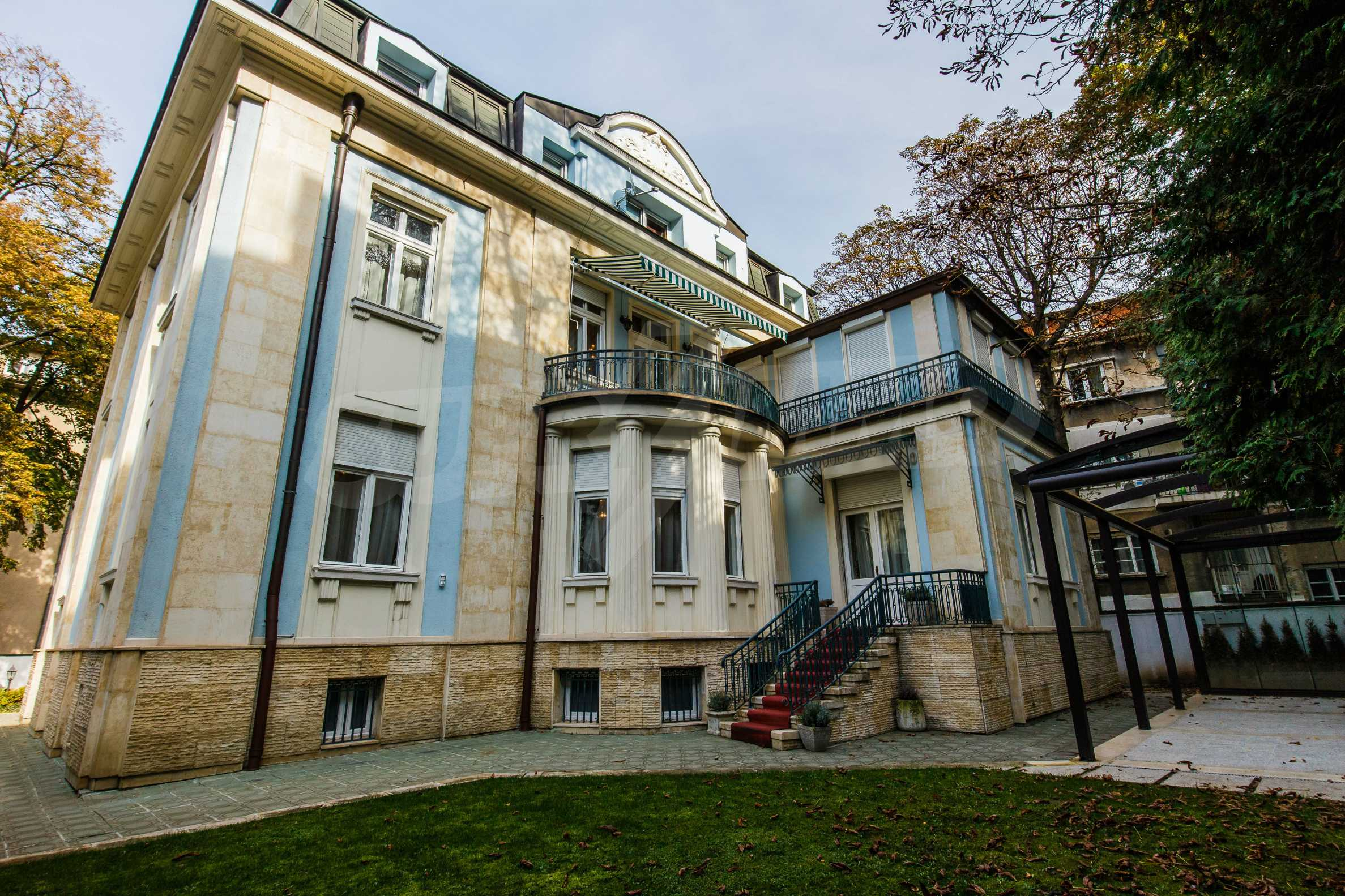 House for sale in Sofia, Bulgaria - Exquisite property in central Sofia.