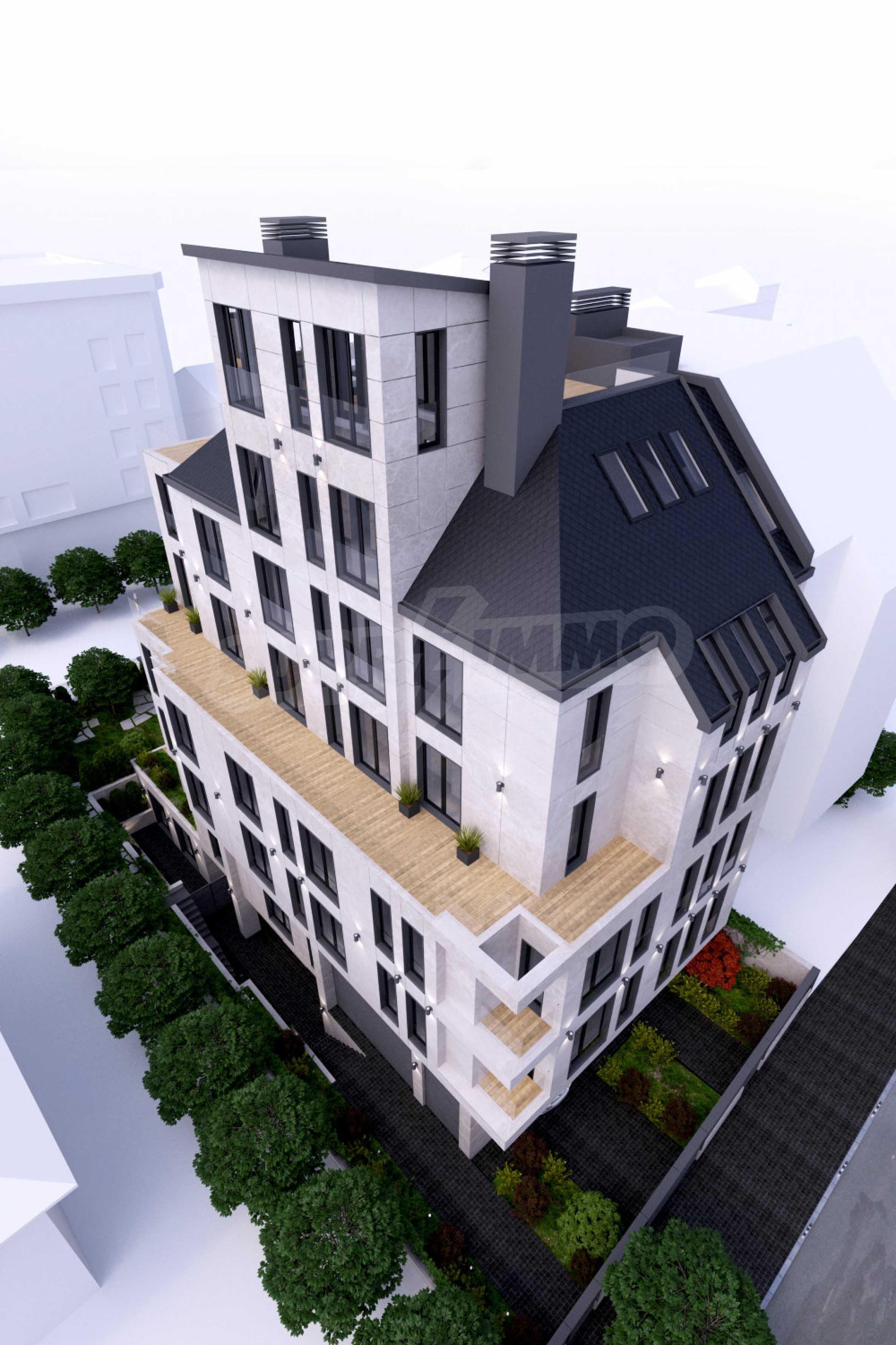 Последни жилища в бутикова сграда с напреднало строителство до УАСГ 9