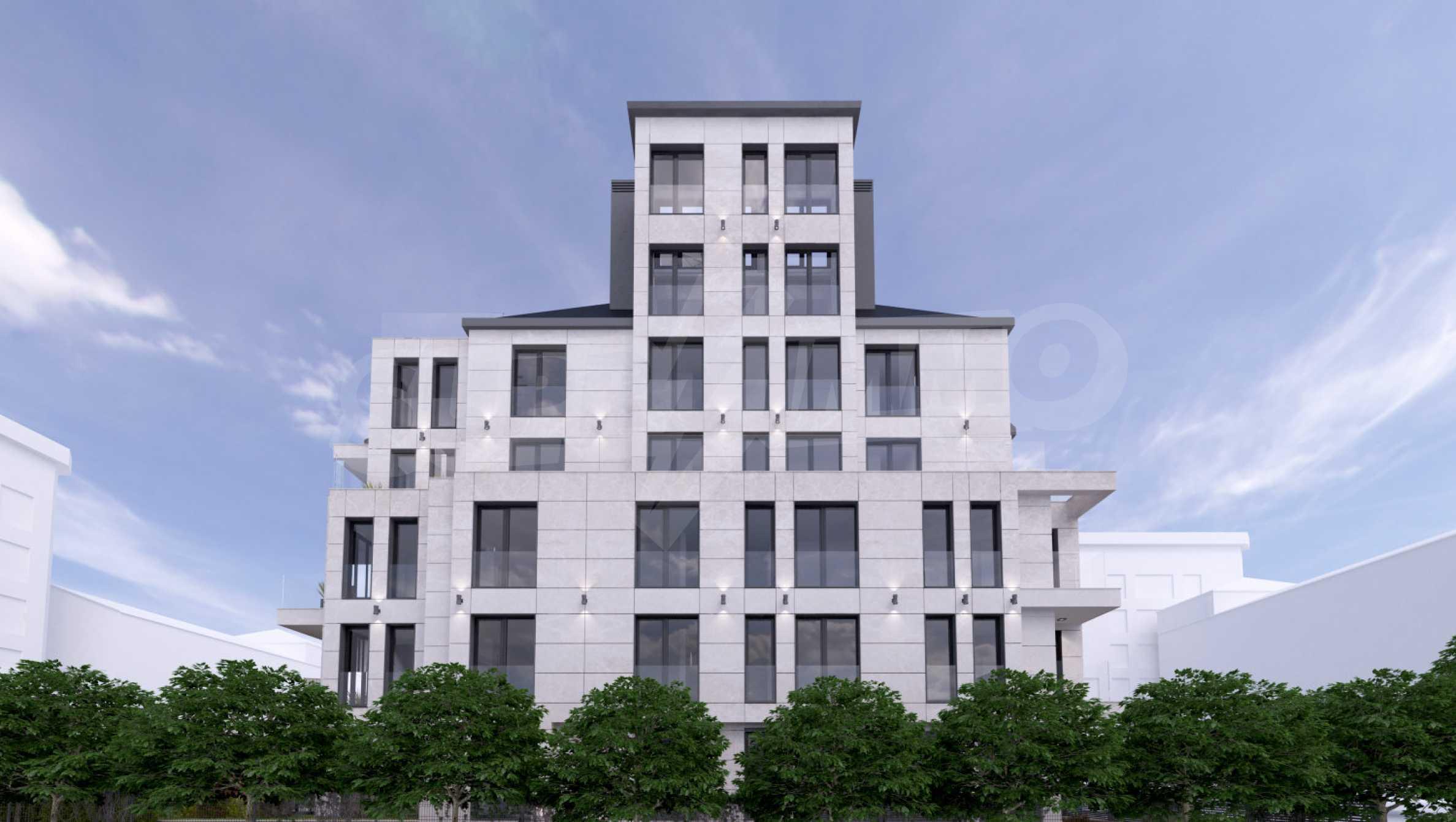 Последни жилища в бутикова сграда с напреднало строителство до УАСГ 13