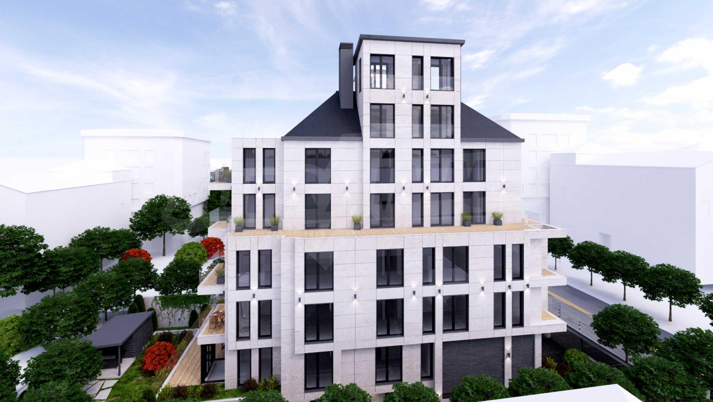 Последни жилища в бутикова сграда с напреднало строителство до УАСГ 16