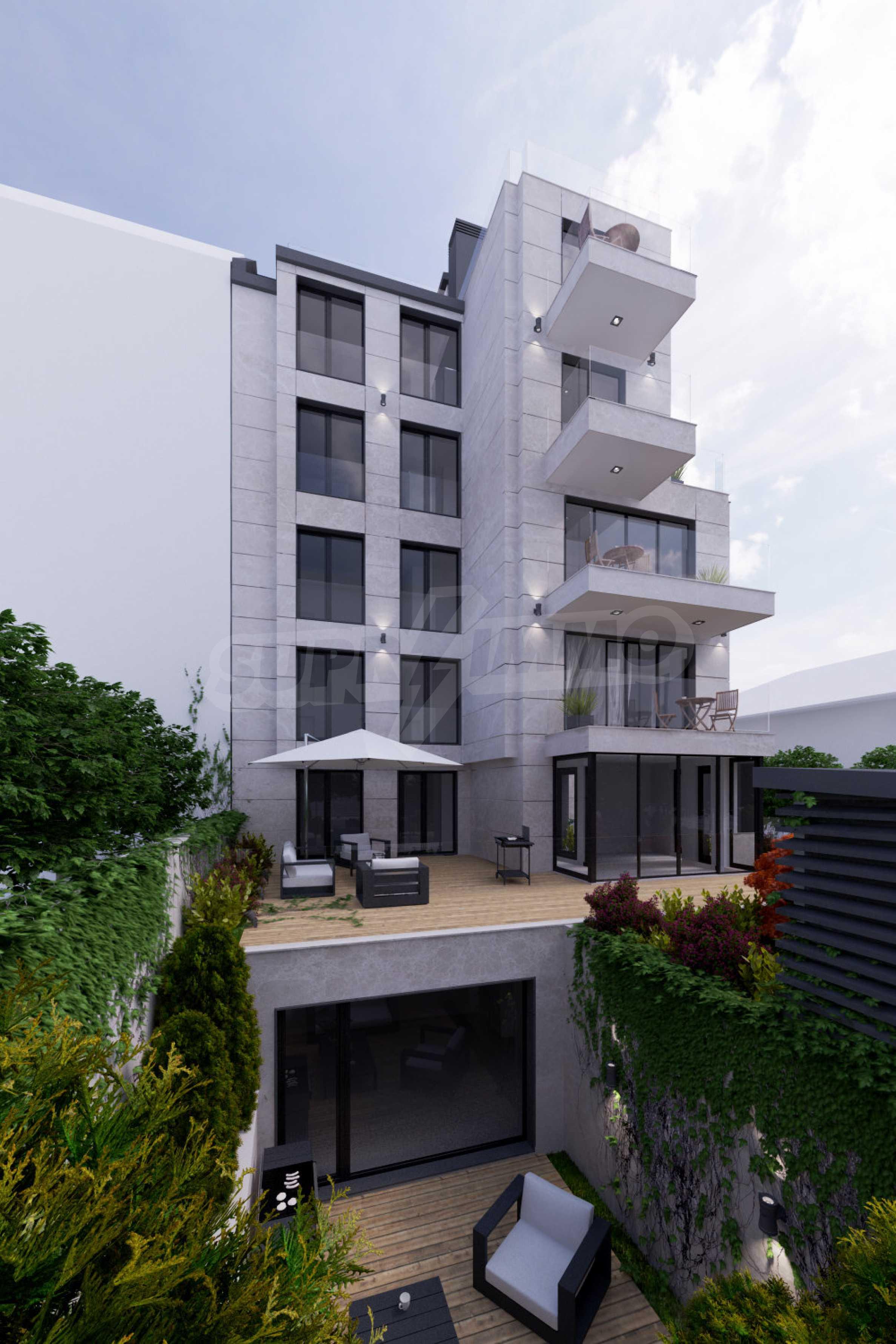 Последни жилища в бутикова сграда с напреднало строителство до УАСГ 3
