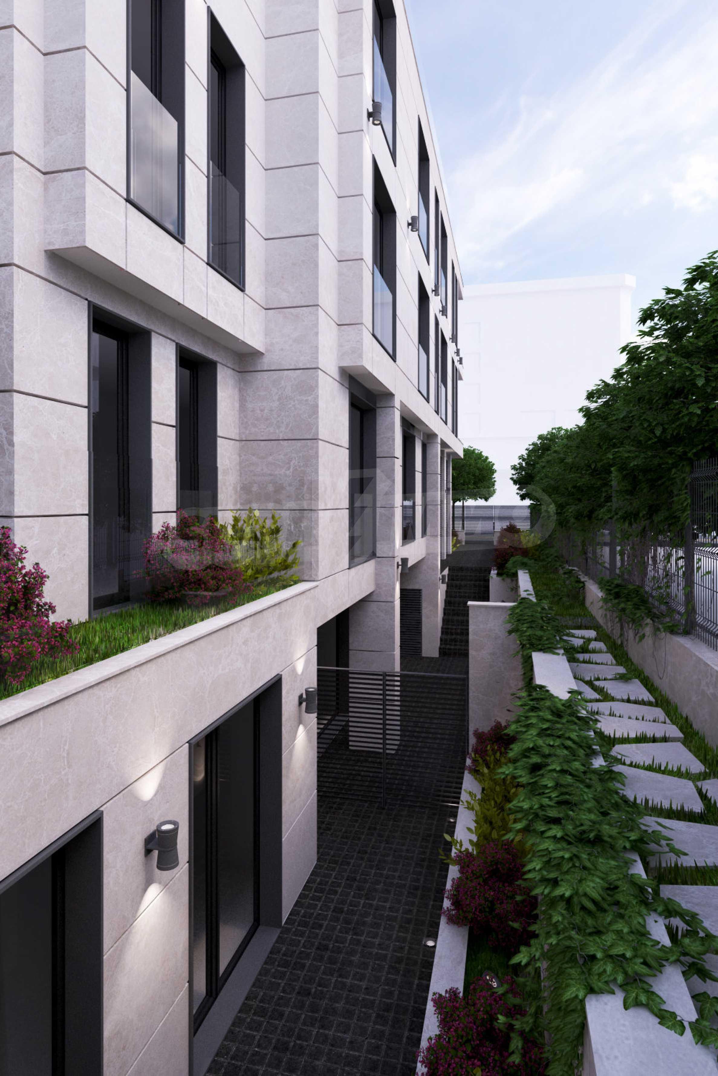 Последни жилища в бутикова сграда с напреднало строителство до УАСГ 5