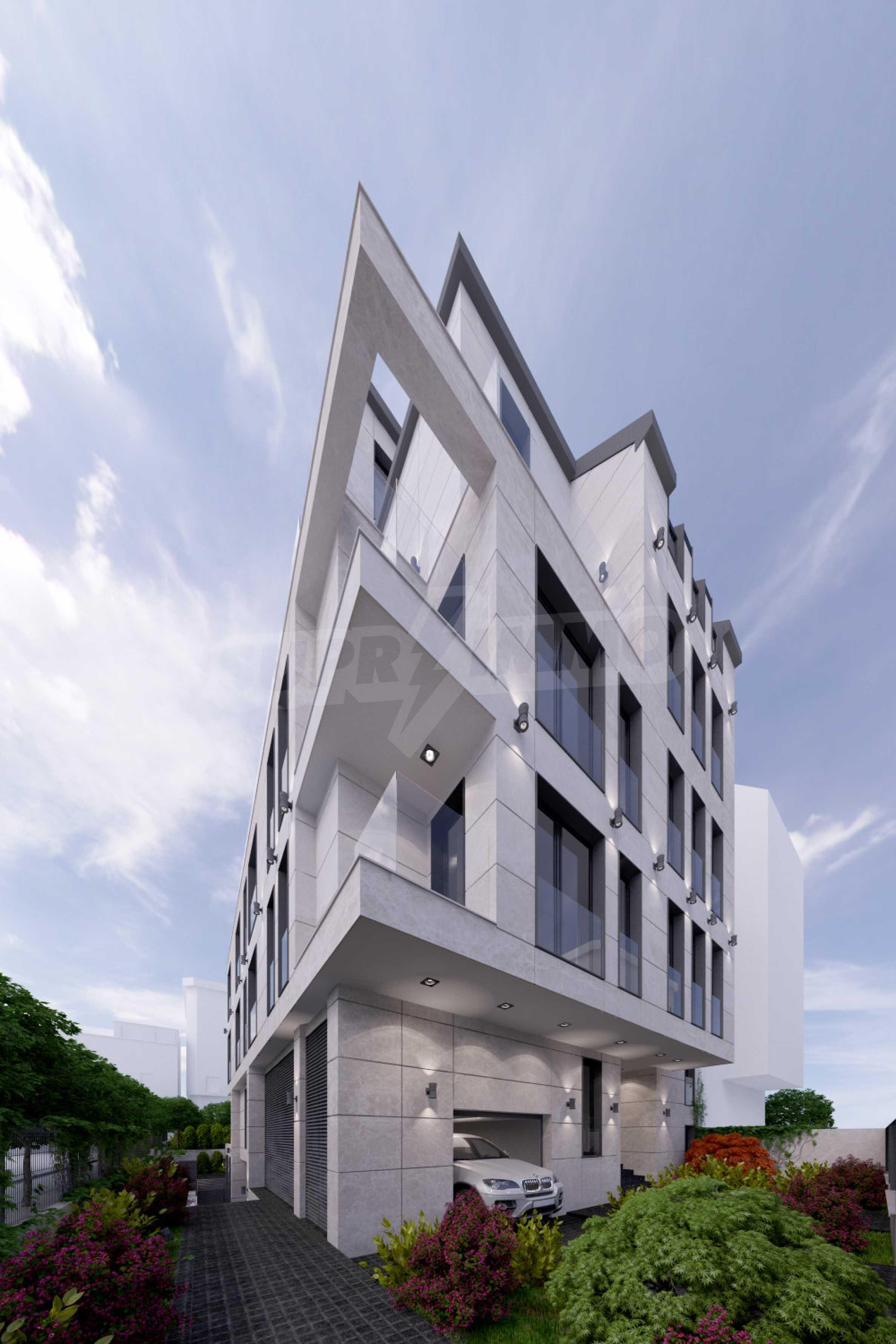 Последни жилища в бутикова сграда с напреднало строителство до УАСГ 7