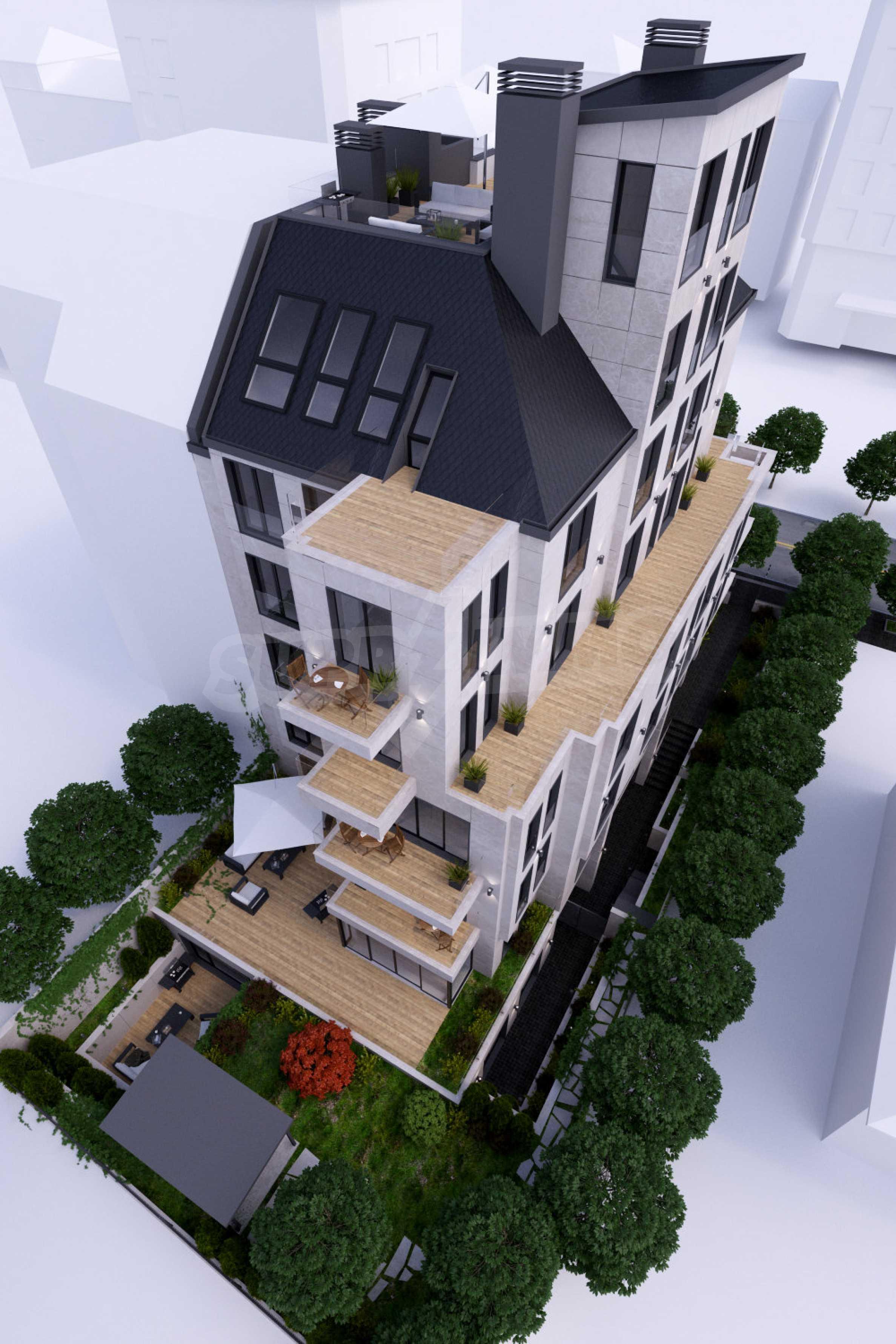 Последни жилища в бутикова сграда с напреднало строителство до УАСГ 8