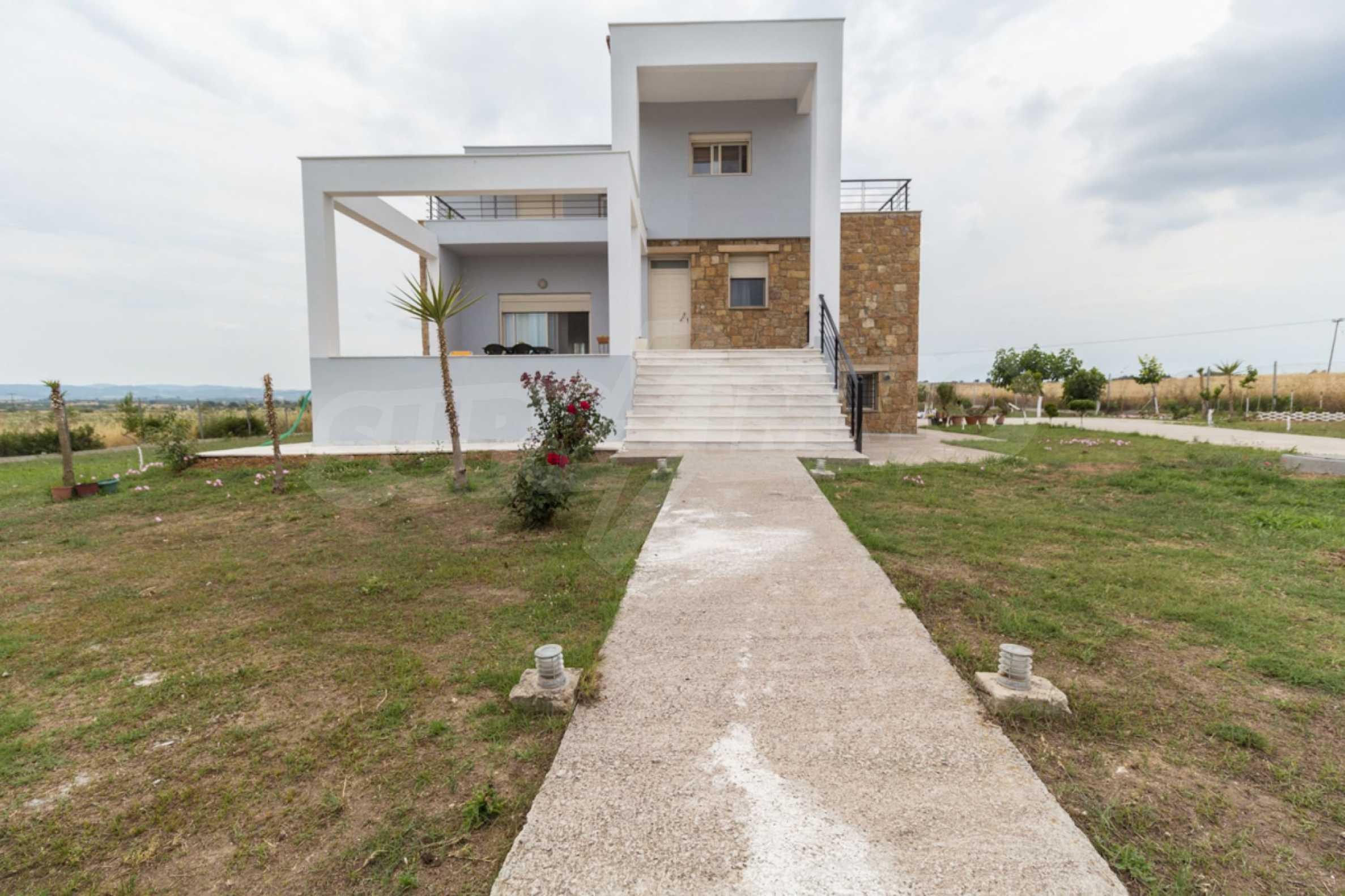 Напълно озаведена къща под наем в Афитос, Касандра 19