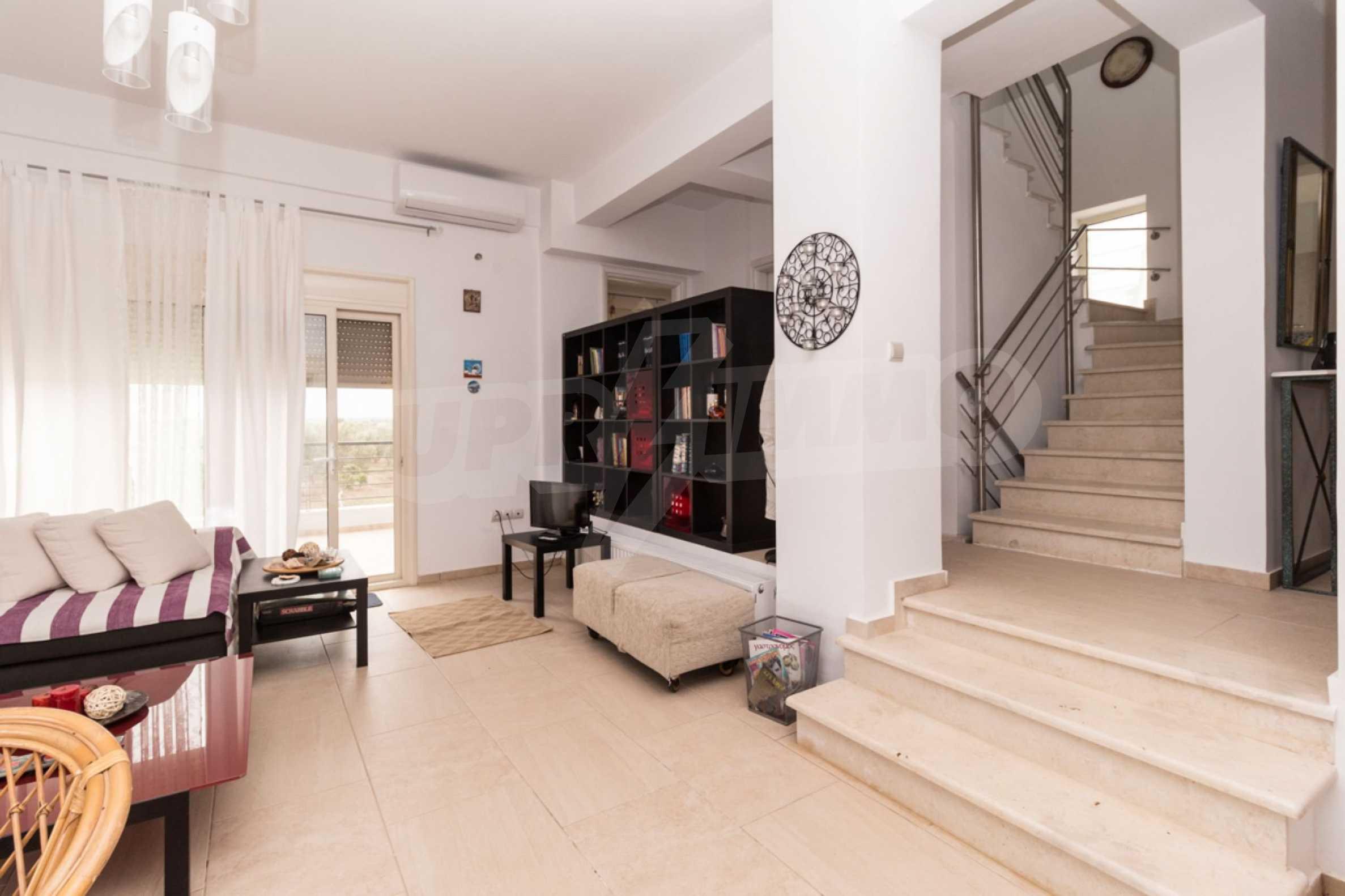 Напълно озаведена къща под наем в Афитос, Касандра 5