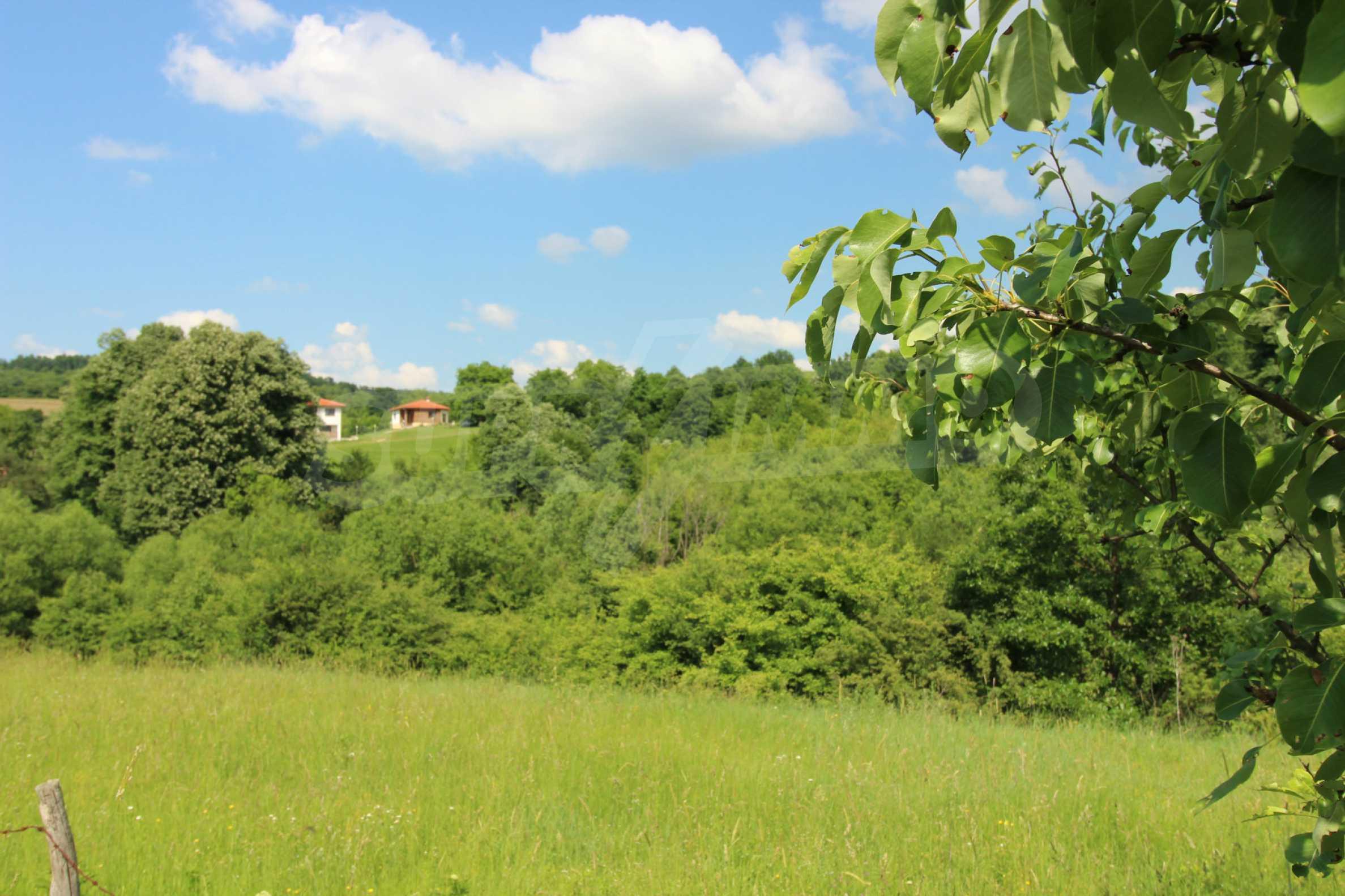 Уникално вилно селище с кръгли къщи на 50 км от Велико Търново  62