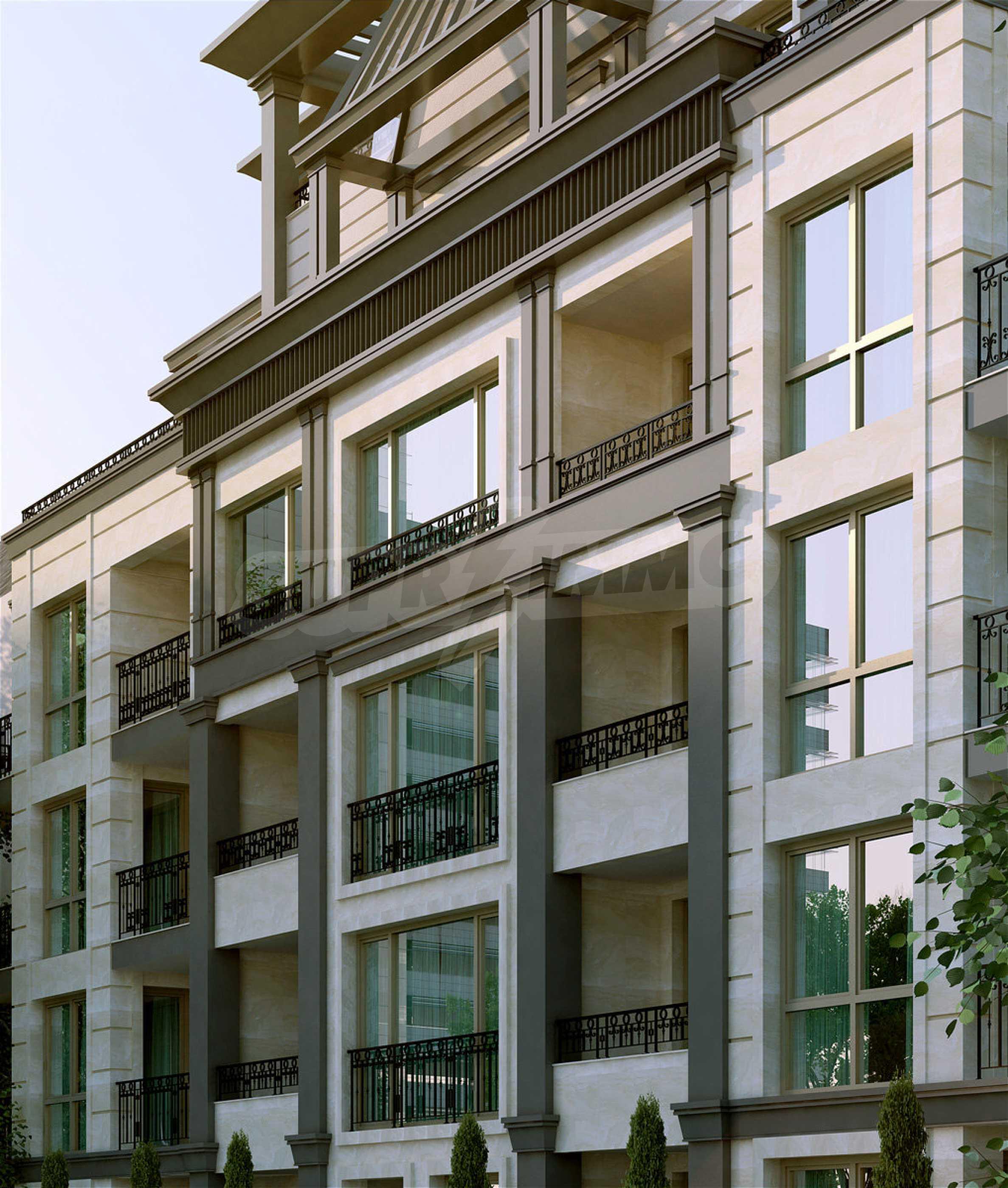 Елитен жилищен комплекс в кв. Лазур, г. Бургас 2
