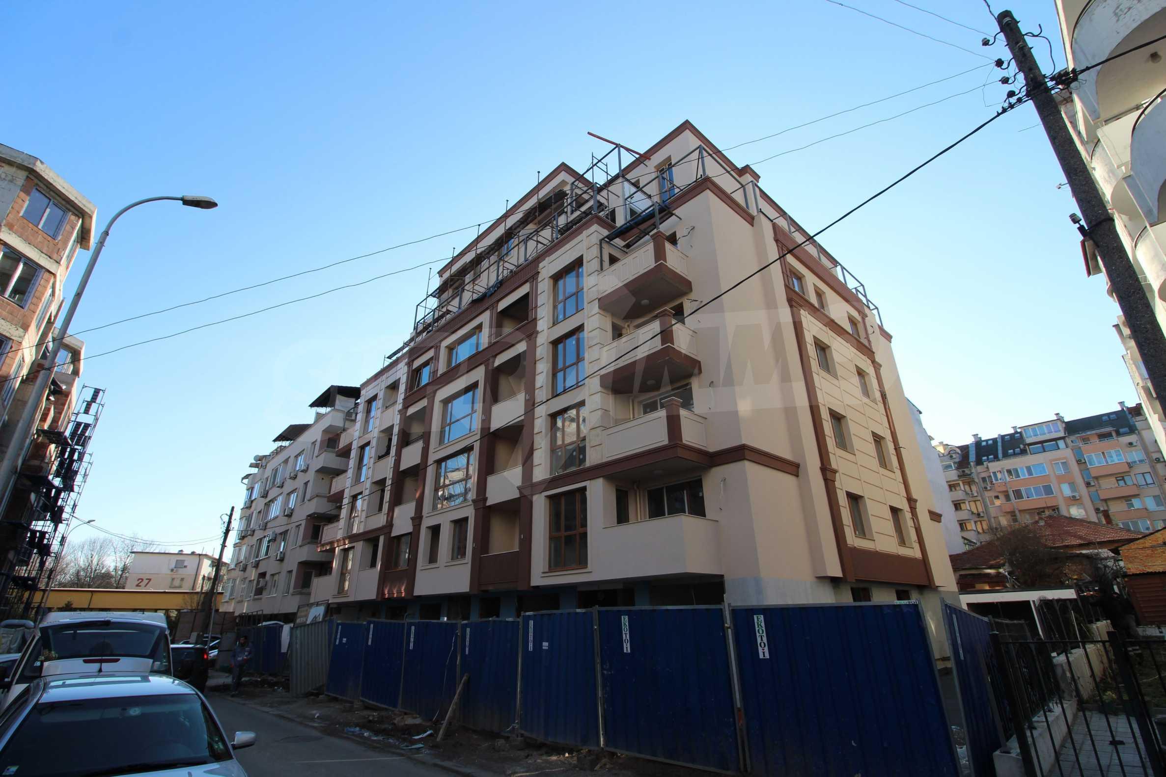 Елитен жилищен комплекс в кв. Лазур, г. Бургас 6