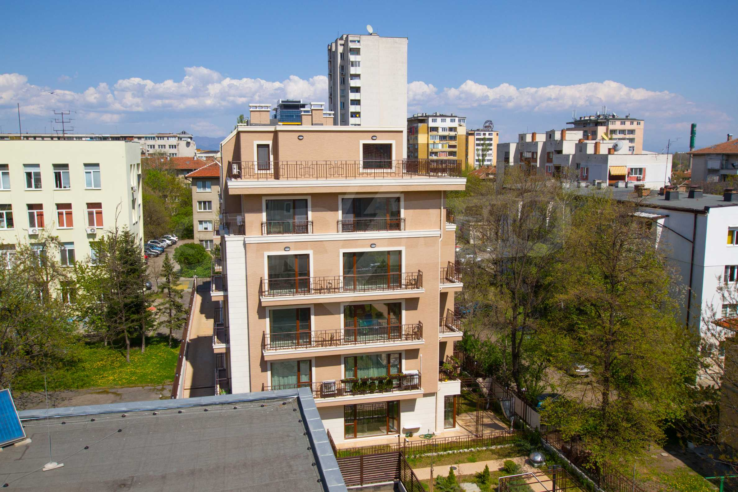 1-bedroom apartment in Sofia 18
