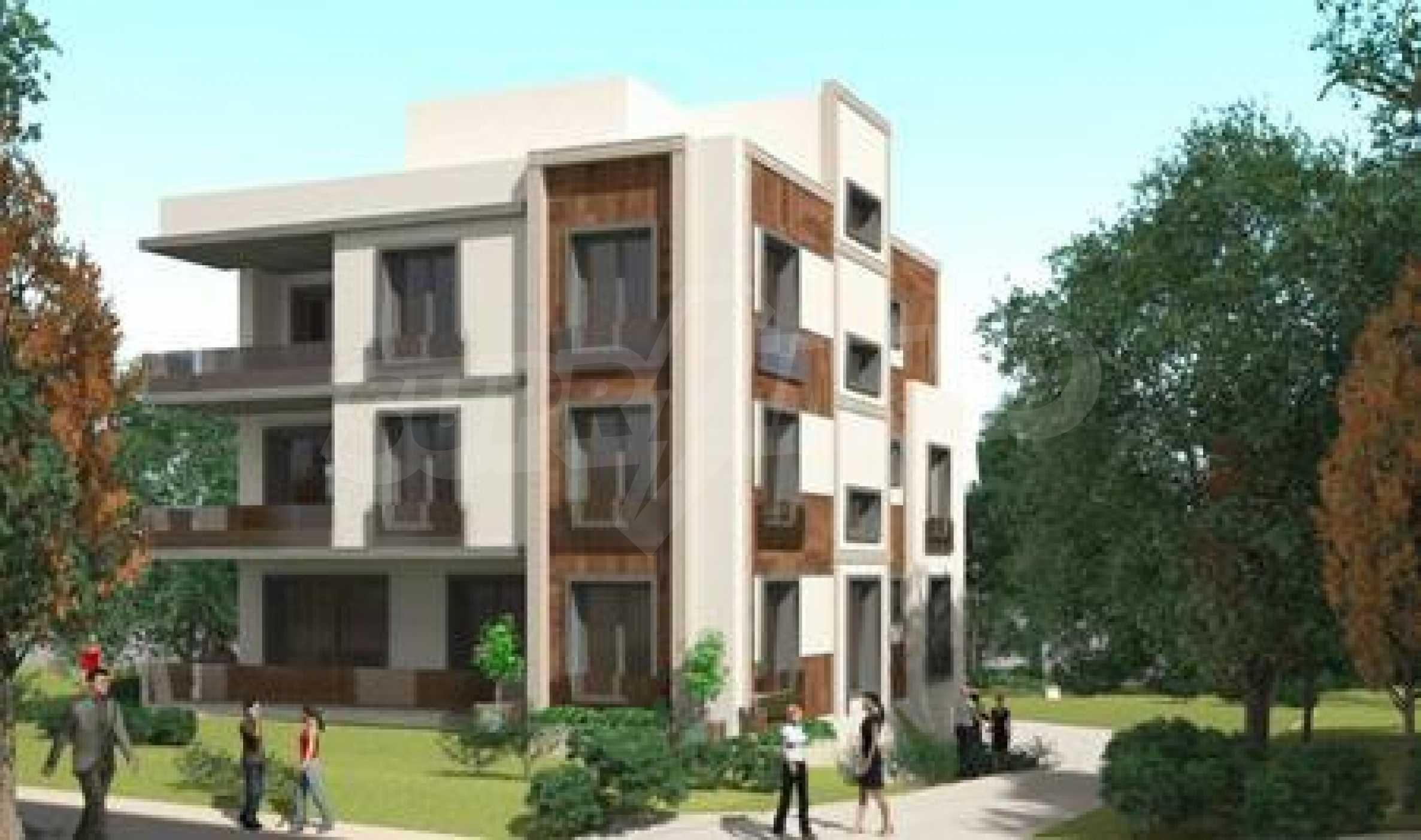 Панорамен многостаен апартамент с големи тераси, кв. Драгалевци 1