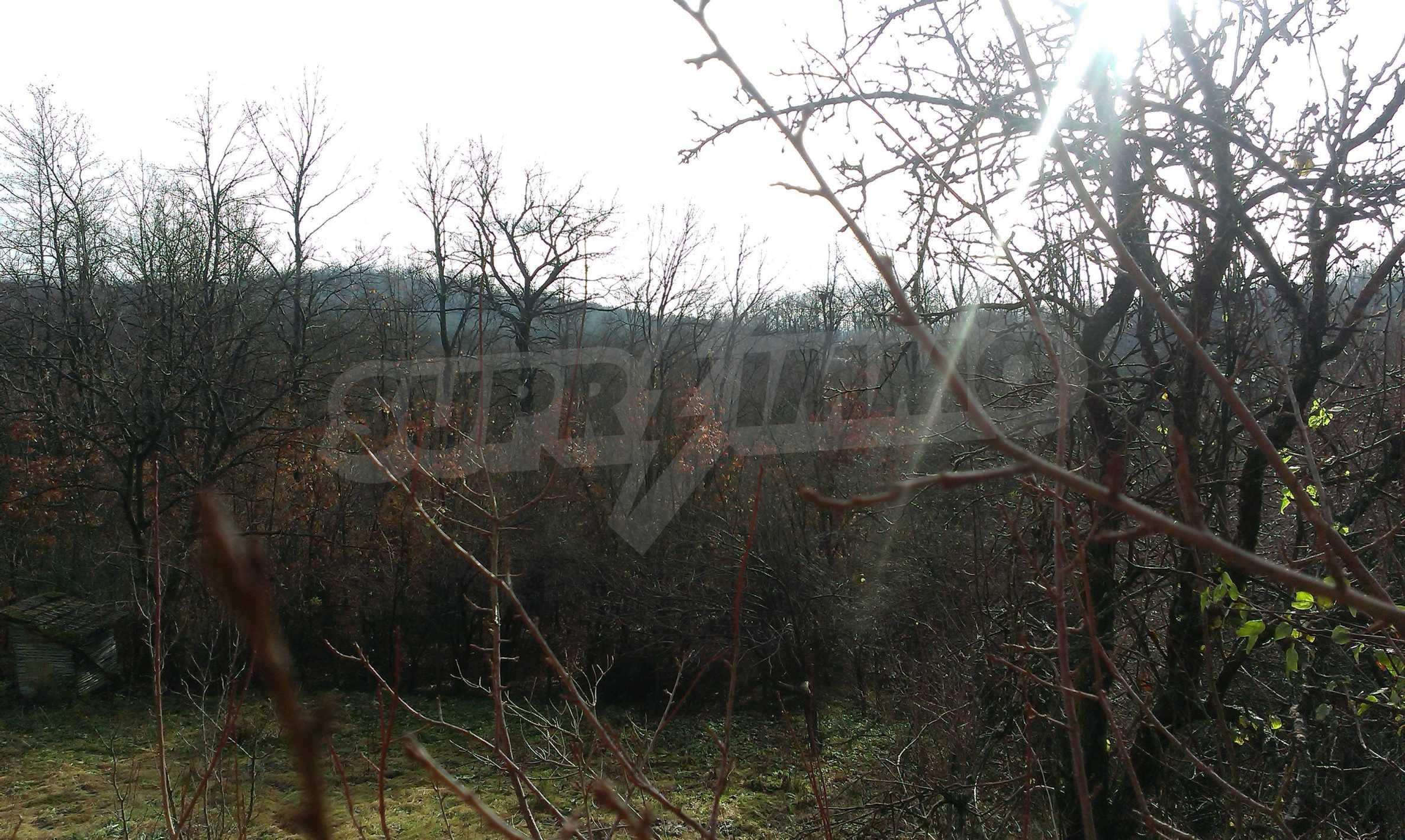 Двуетажна тухлена къща на 40 км от Велико Търново  7