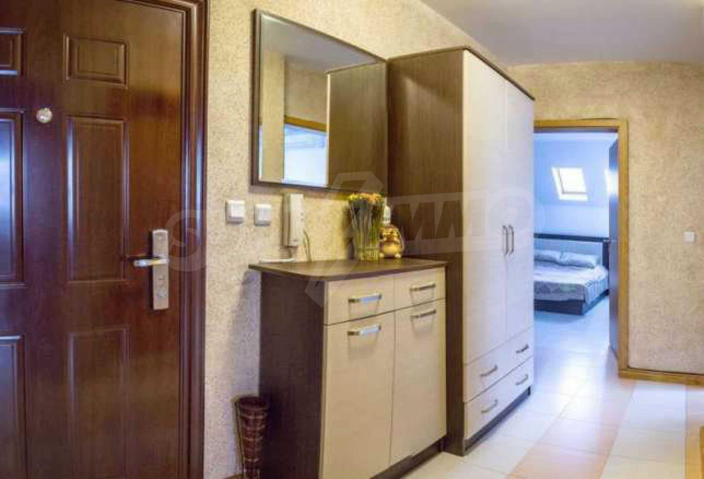 Новопостроен тристаен апартамент в кв. на град В. Търново  3