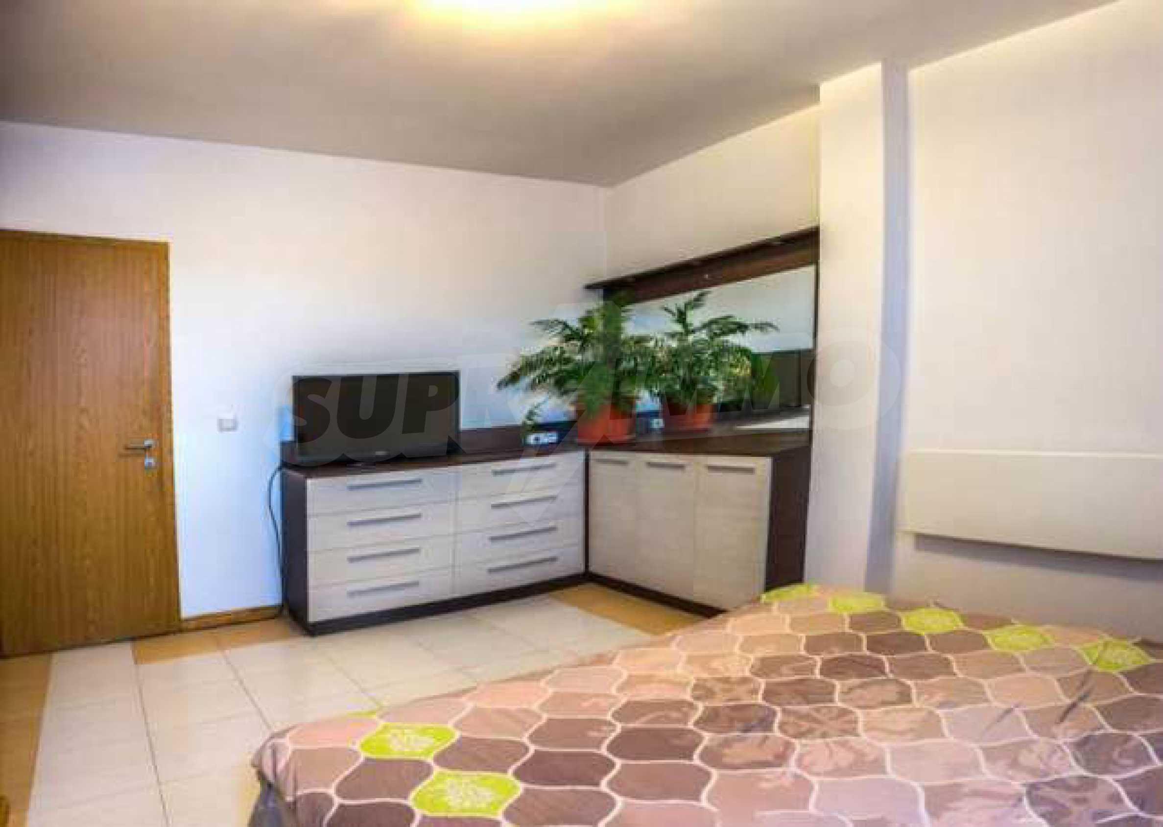Новопостроен тристаен апартамент в кв. на град В. Търново  5