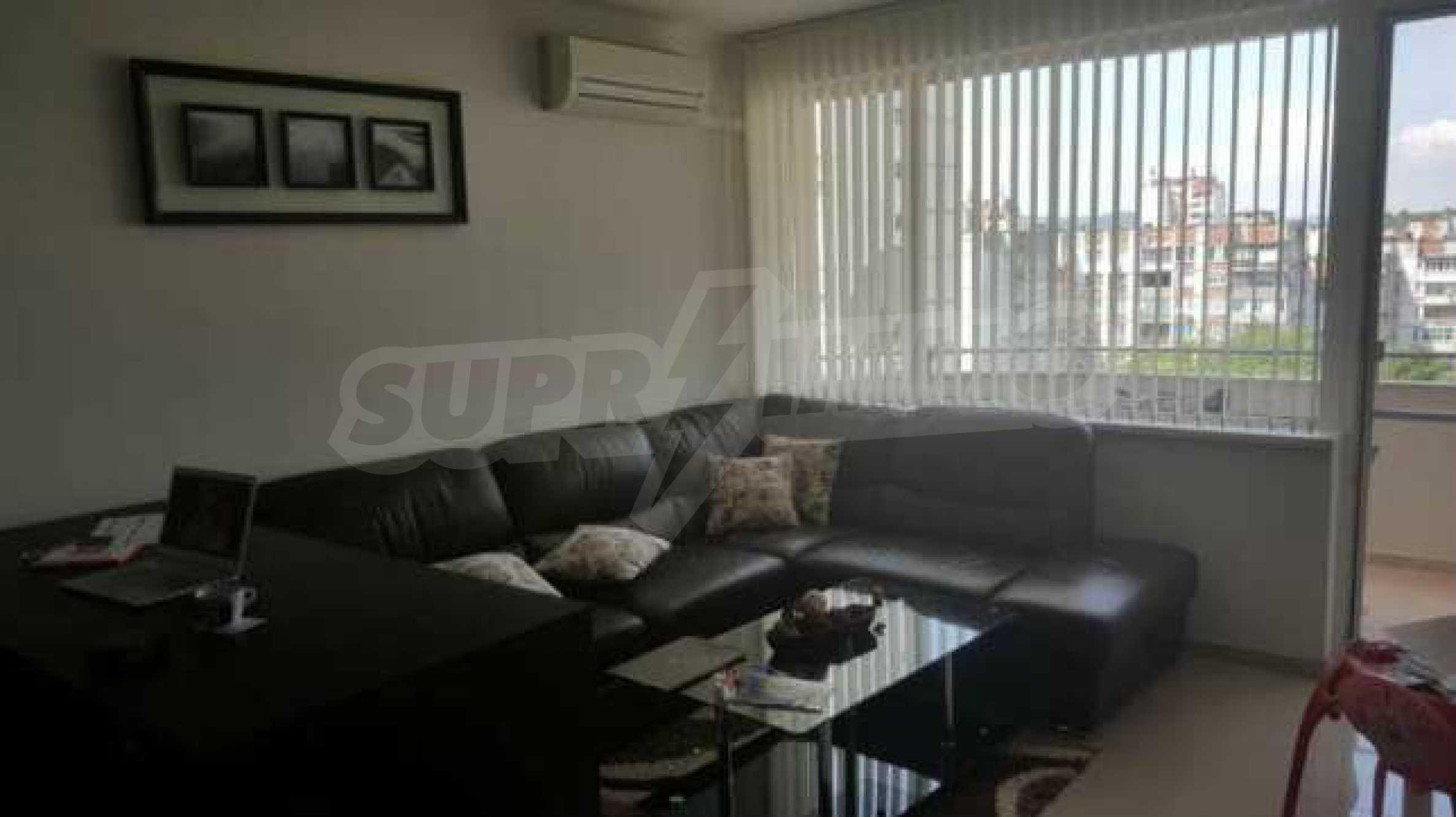 Тристаен апартамент ново строителство в предпочитан район на града 2