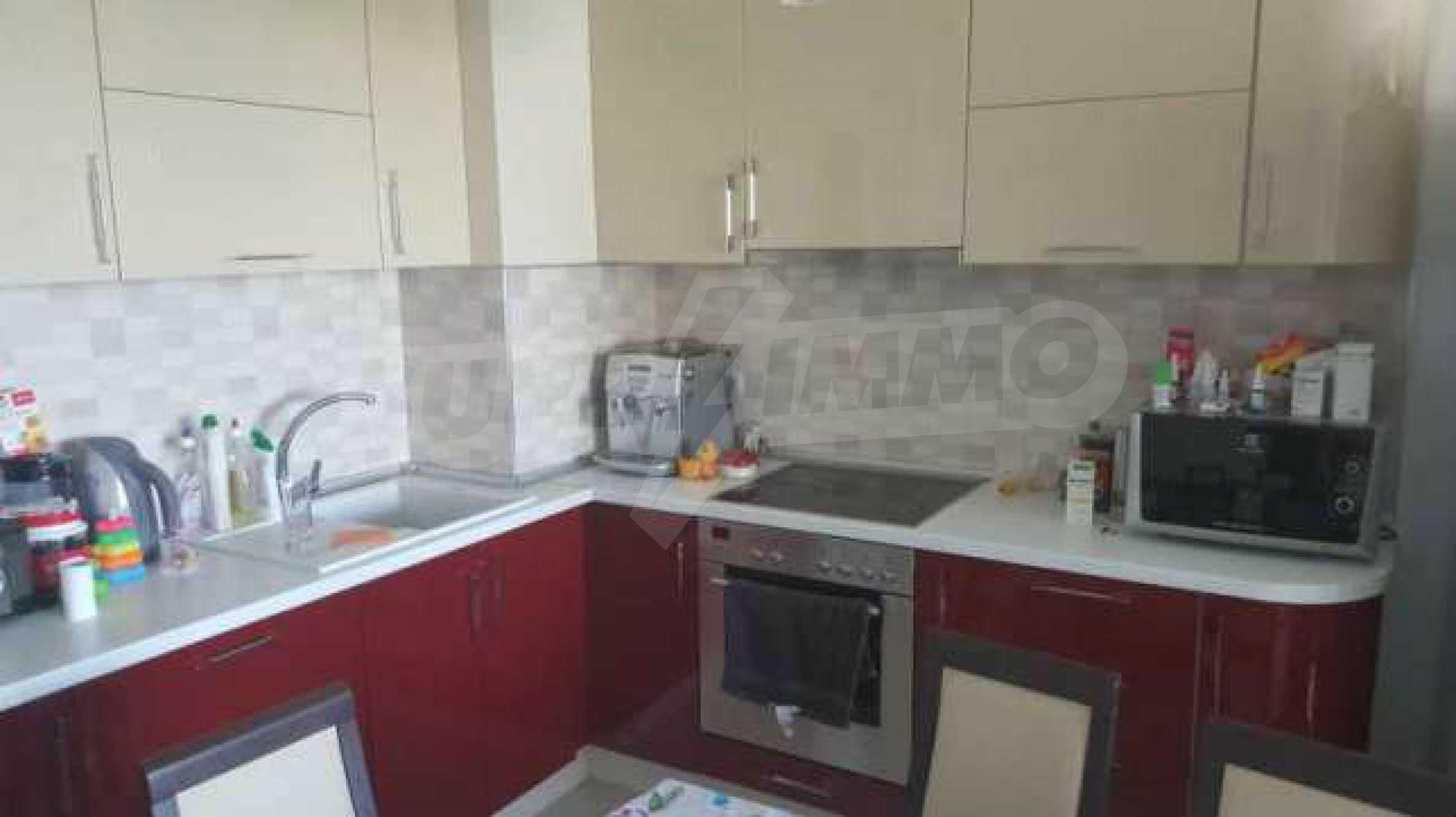 Тристаен апартамент ново строителство в предпочитан район на града 3
