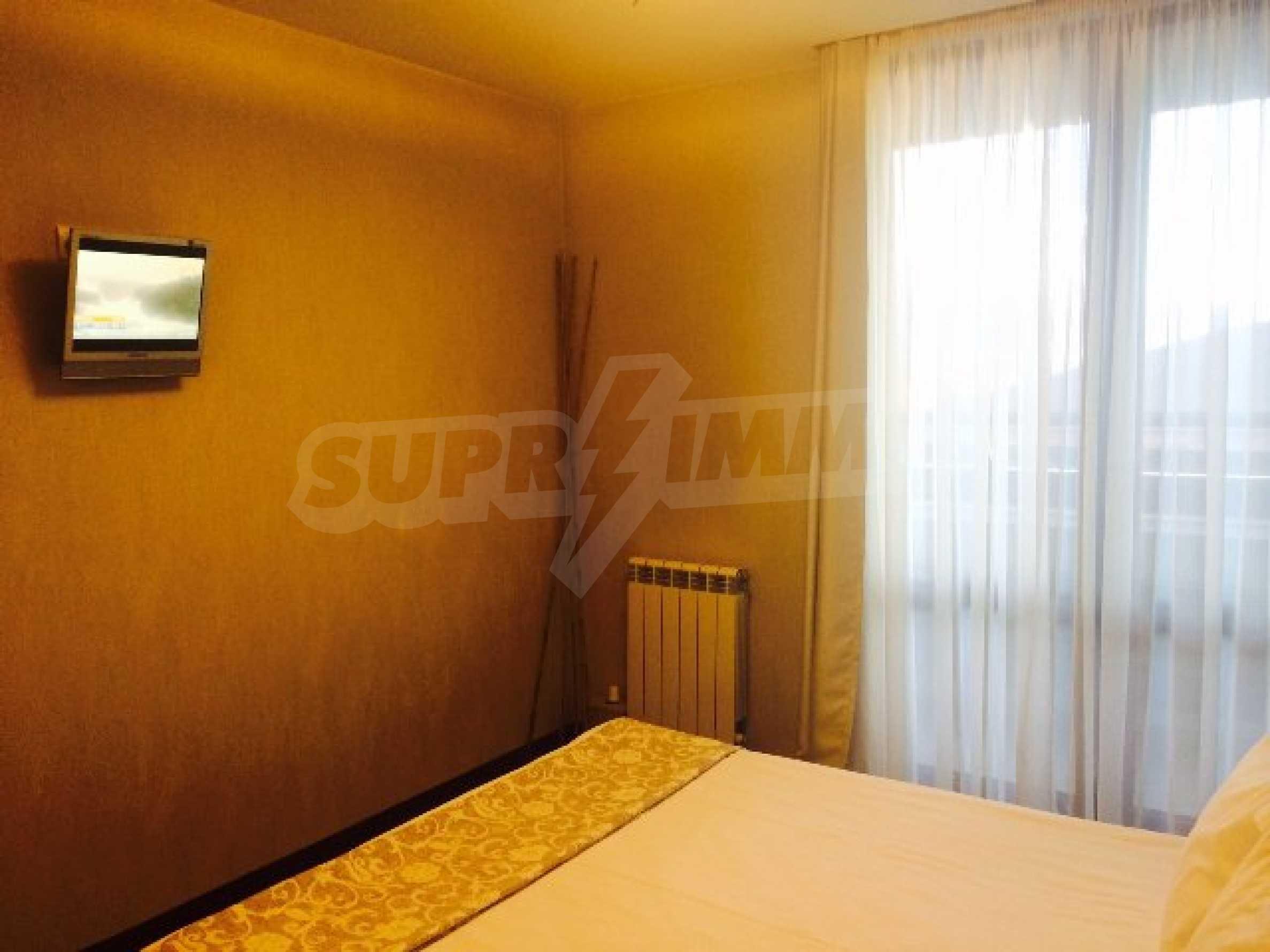 Луксозен апартамент в петзвезден апартхотел в Банско 10