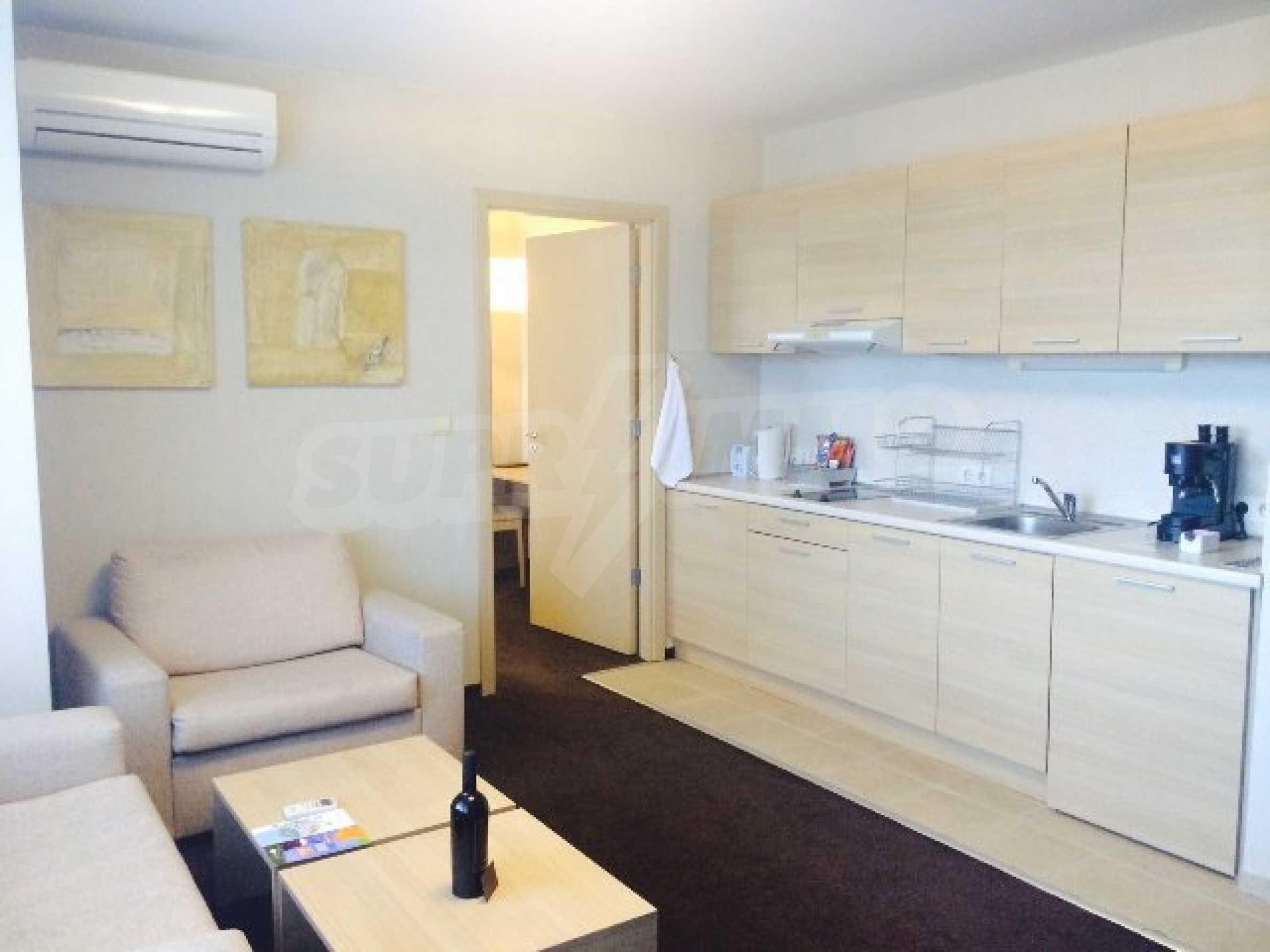 Луксозен апартамент в петзвезден апартхотел в Банско 3