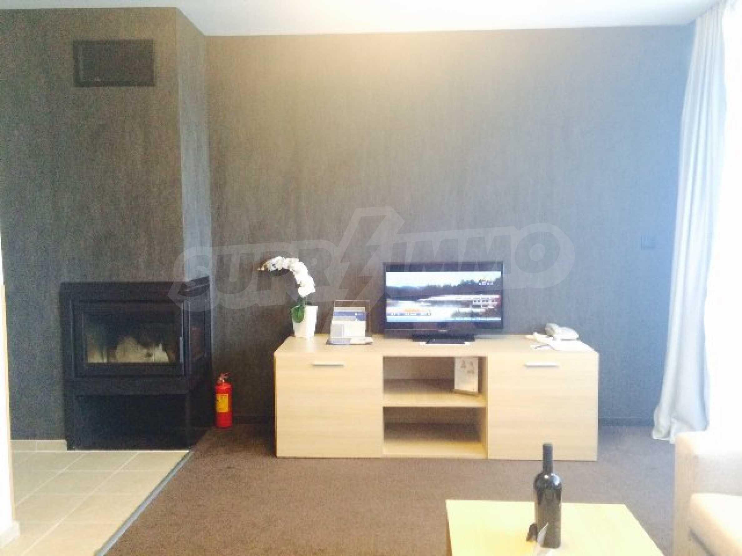 Луксозен апартамент в петзвезден апартхотел в Банско 4