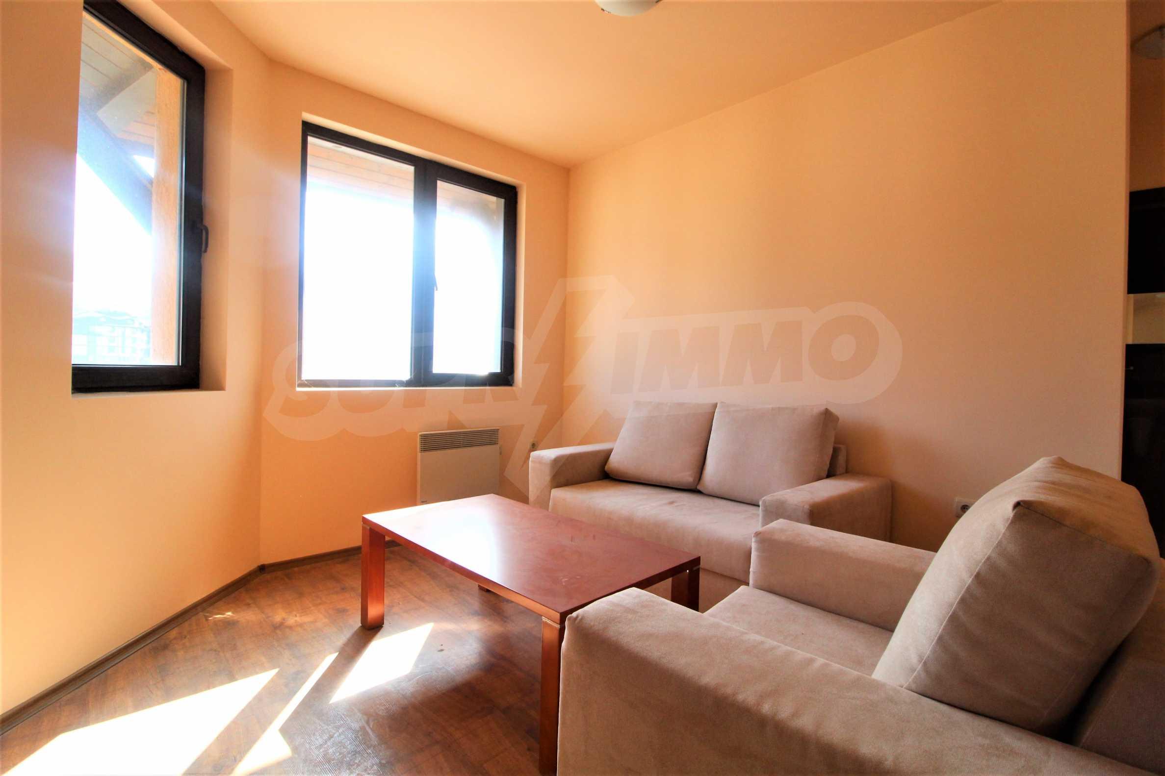 Удобен двустаен апартамент в гр. Банско 1