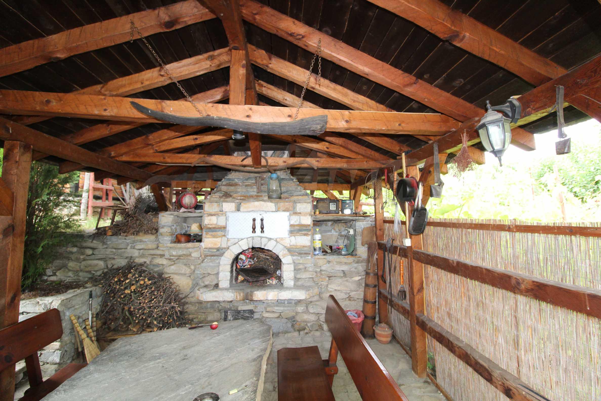 Чудесна къща в района с минерални извори в близост до Банско 19