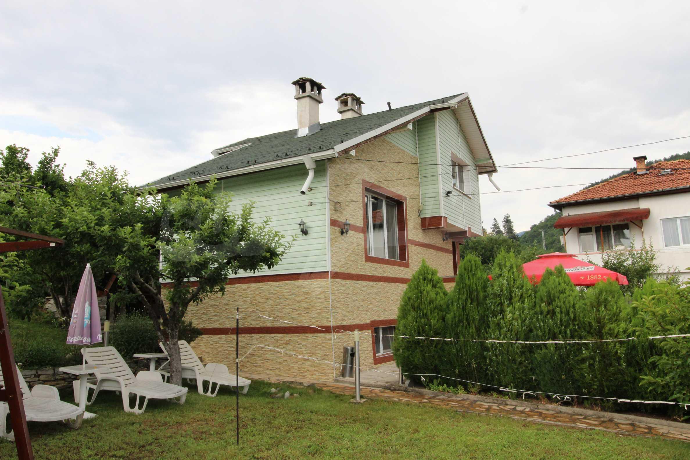 Чудесна къща в района с минерални извори в близост до Банско 25