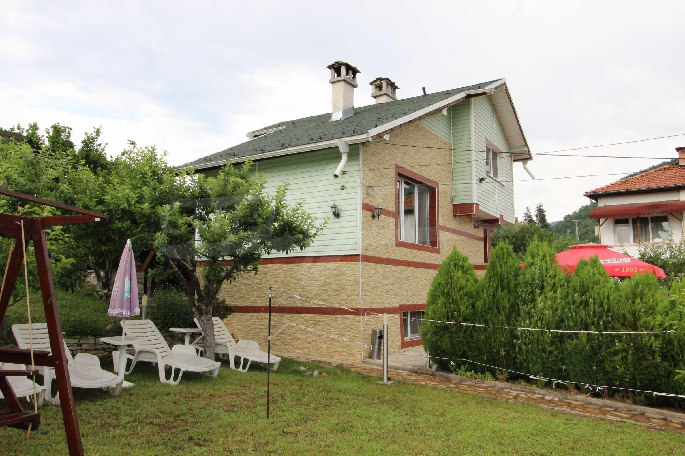 Чудесна къща в района с минерални извори в близост до Банско 26