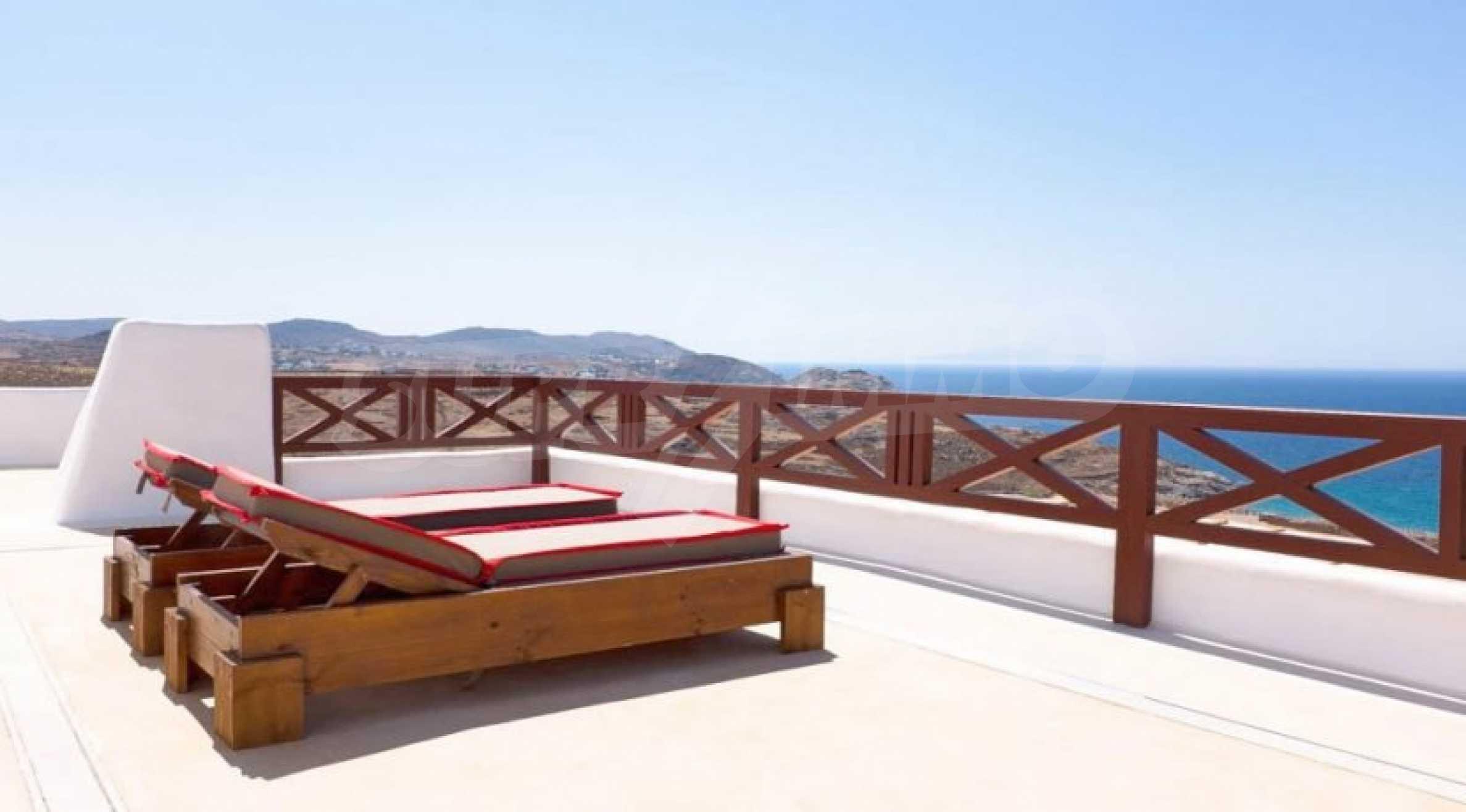 Разкошна вила на топ световна дестинация, остров Миконос 4