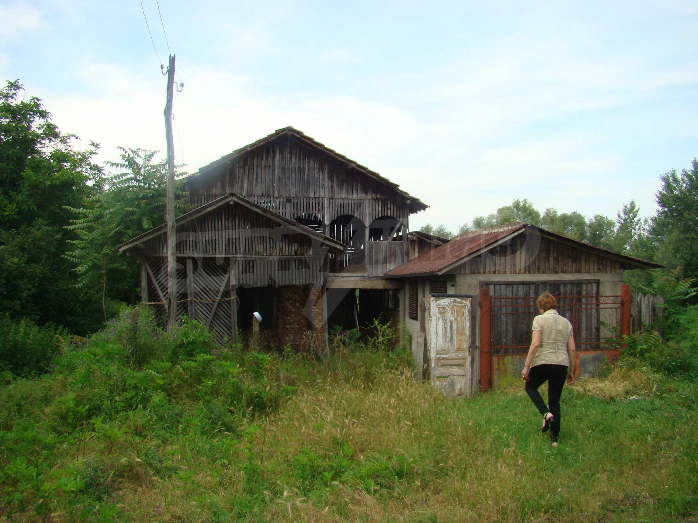 Земеделска земя с голяма овощна градина в близост до Видин