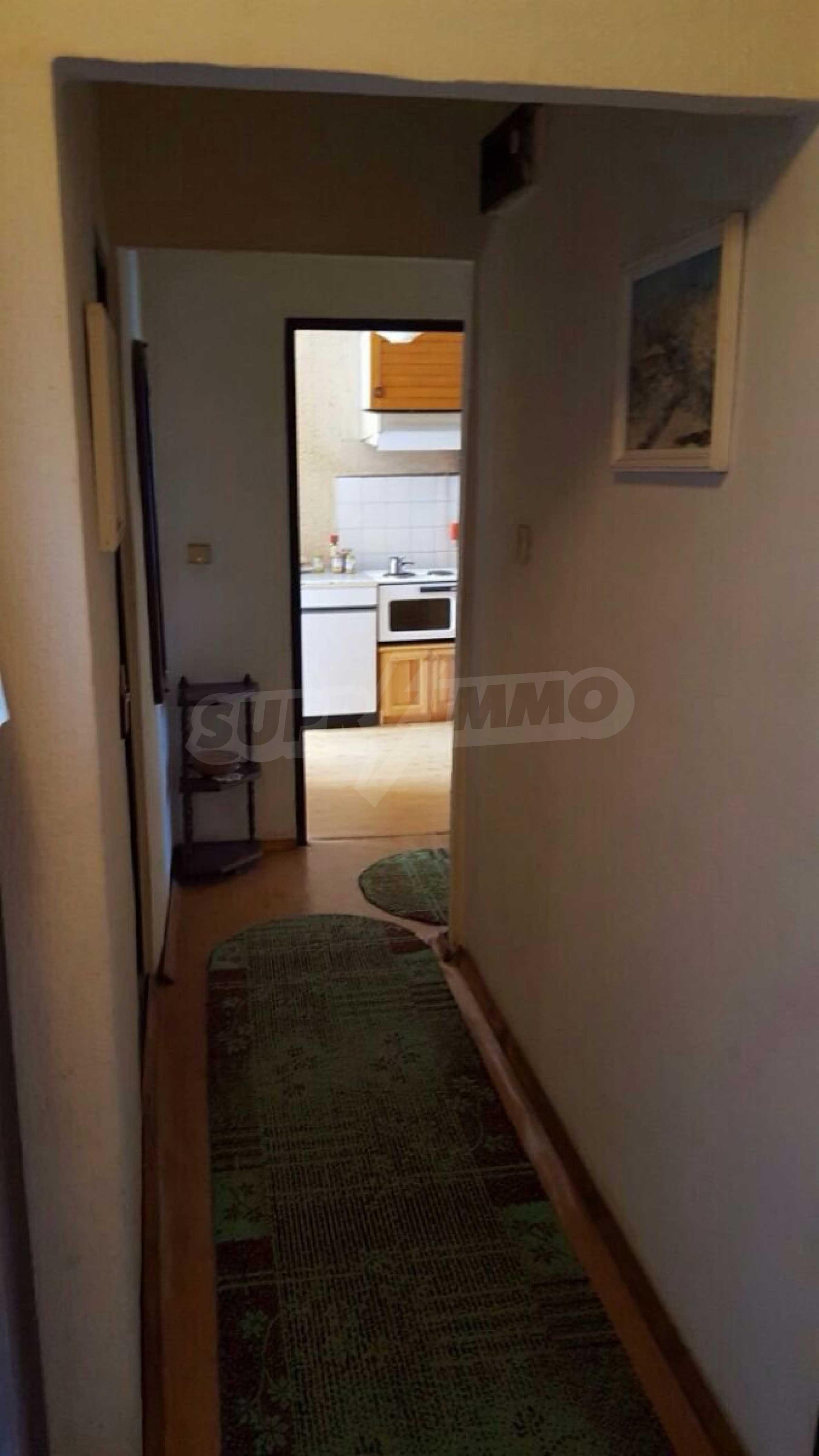 Двустаен апартамент с разширение в близост до центъра на град Видин 12