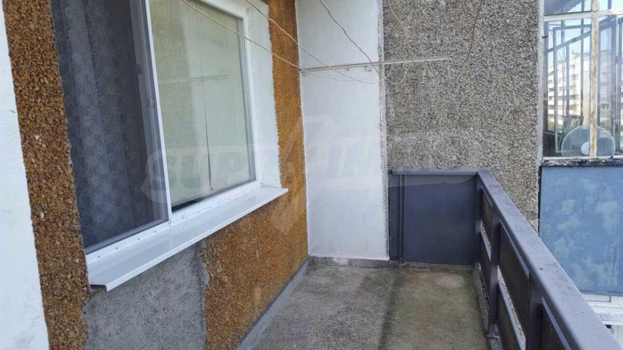 Двустаен апартамент с разширение в близост до центъра на град Видин 14