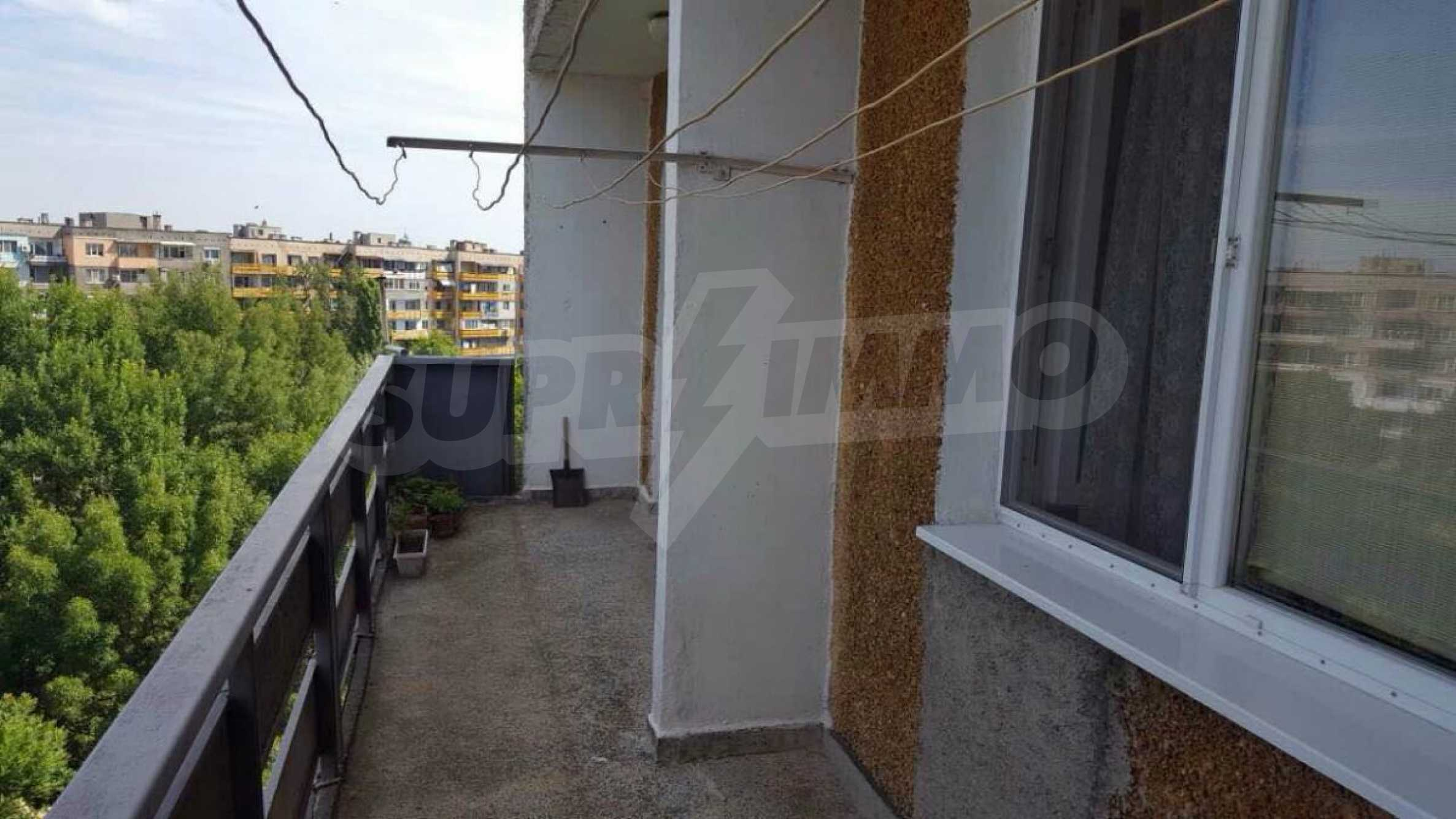 Двустаен апартамент с разширение в близост до центъра на град Видин 15