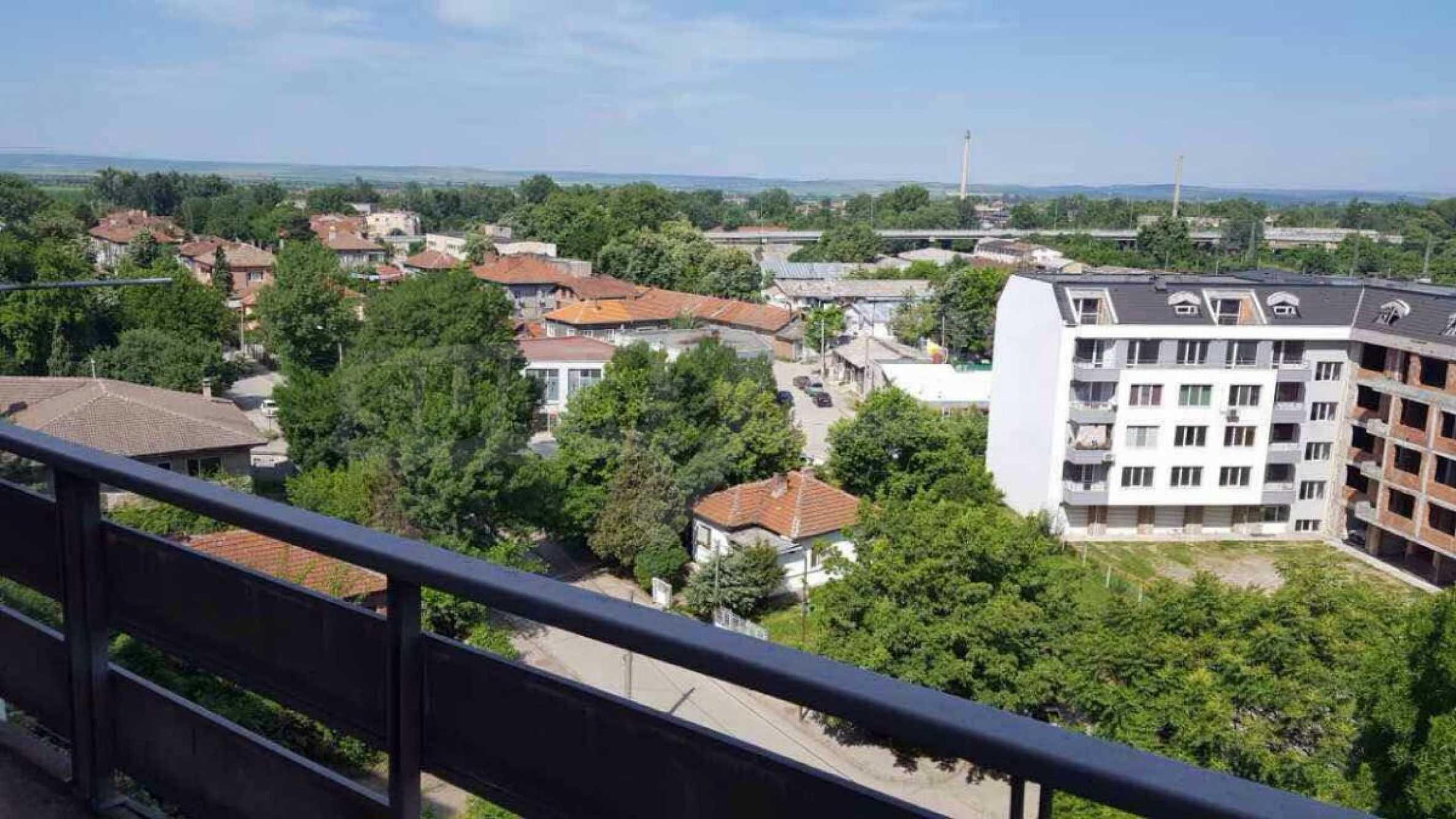 Двустаен апартамент с разширение в близост до центъра на град Видин 17