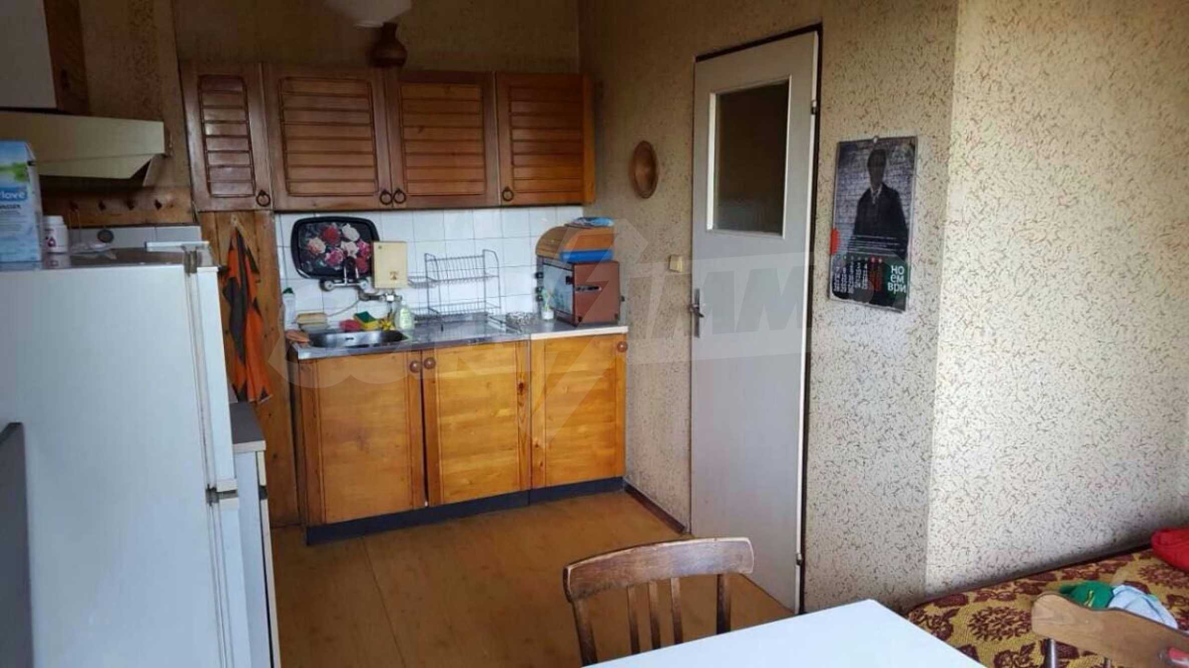 Двустаен апартамент с разширение в близост до центъра на град Видин 6