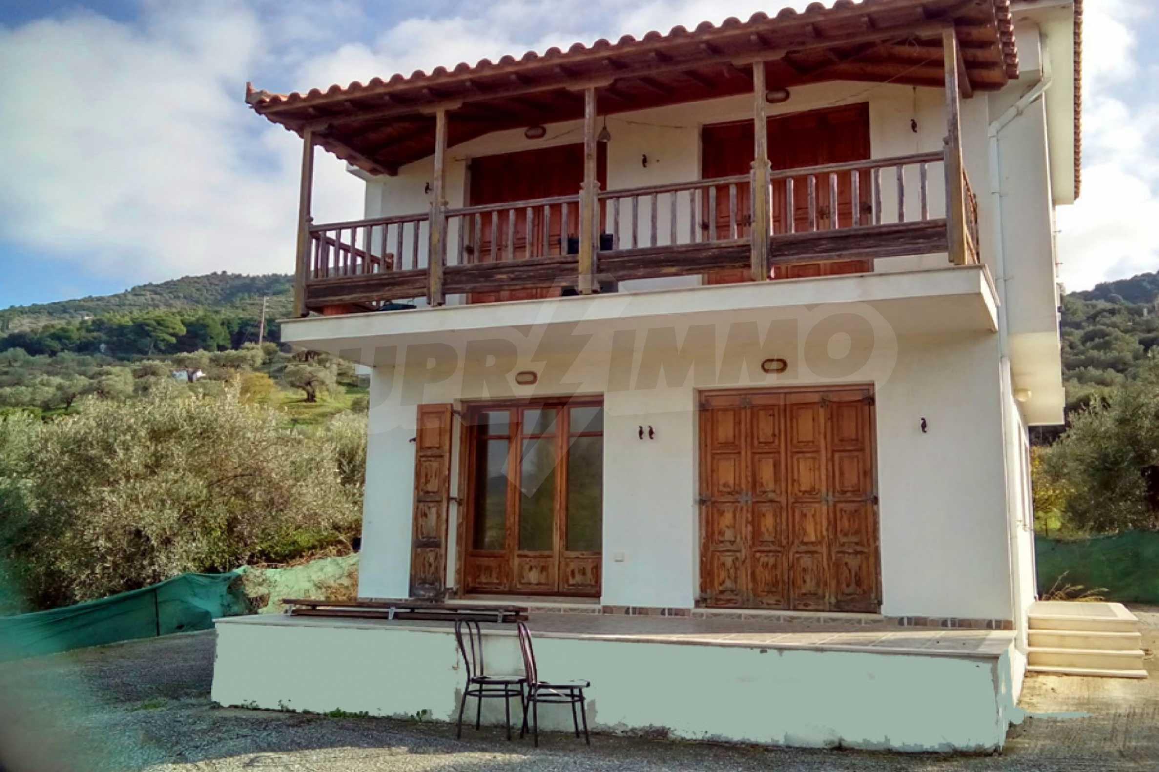 Къща  в  Скопелос 1