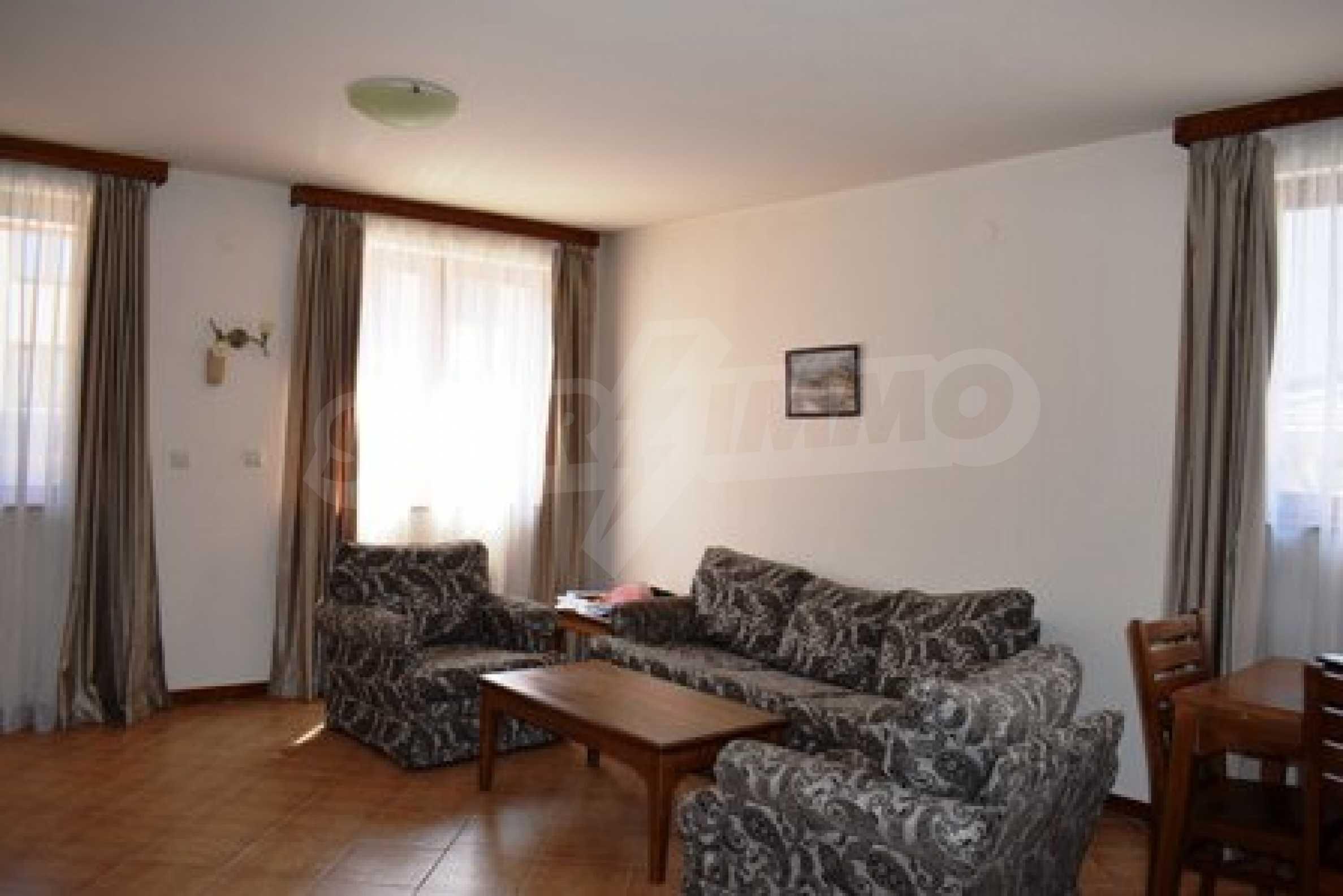 Двустаен апартамент в близост до голф клуб в района на Банско и Разлог 1