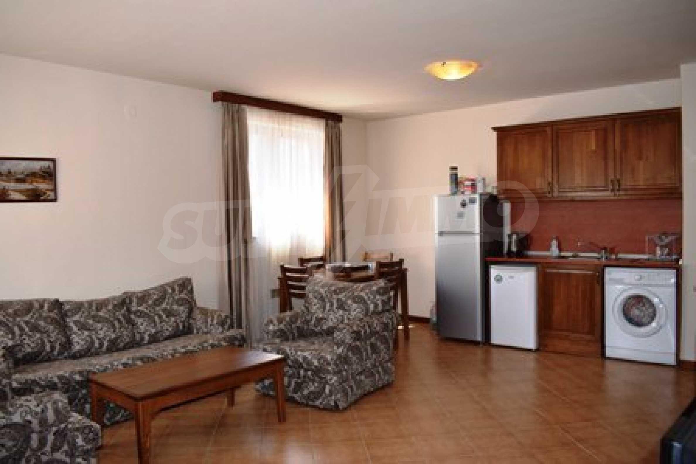 Двустаен апартамент в близост до голф клуб в района на Банско и Разлог 2