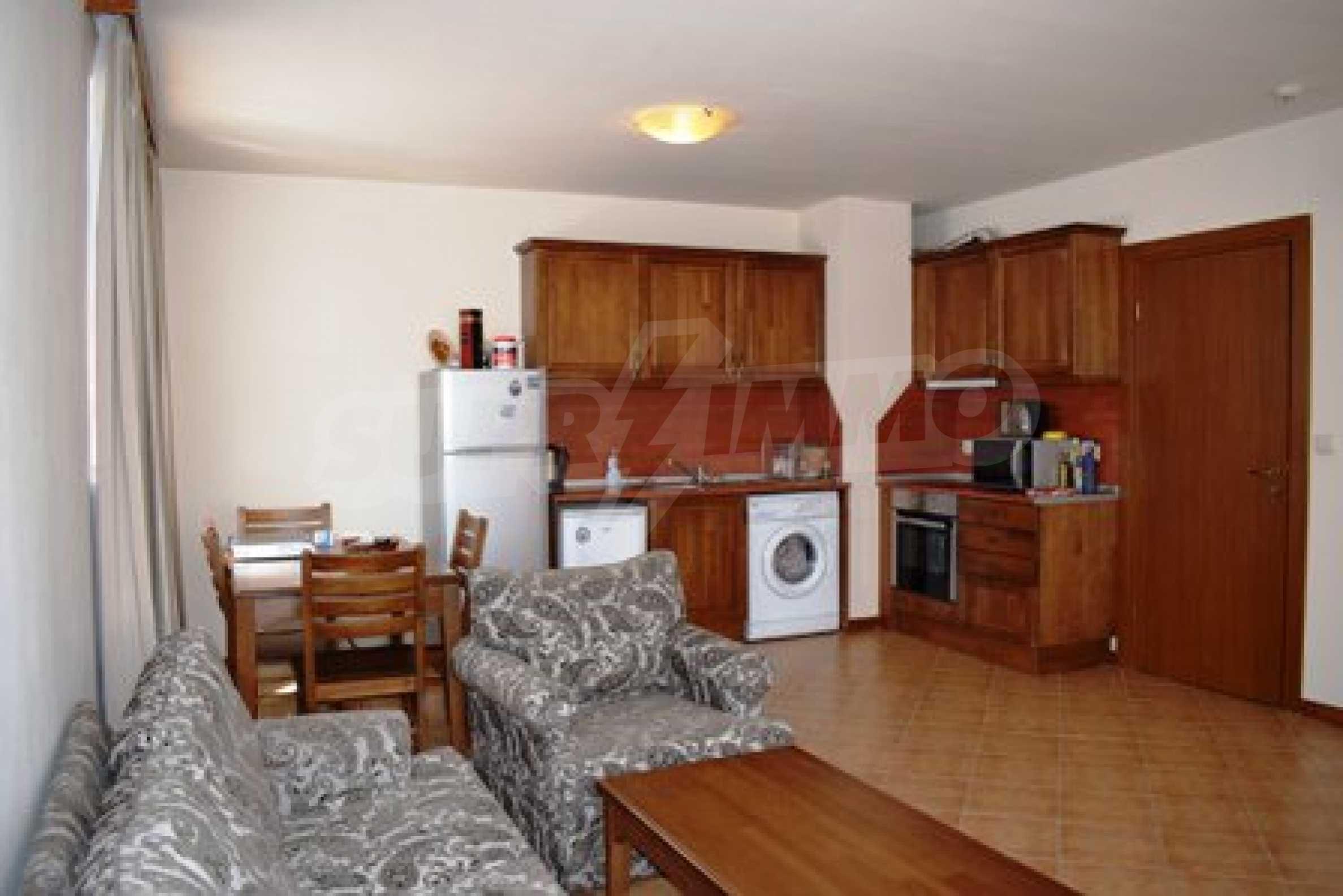 Двустаен апартамент в близост до голф клуб в района на Банско и Разлог 3