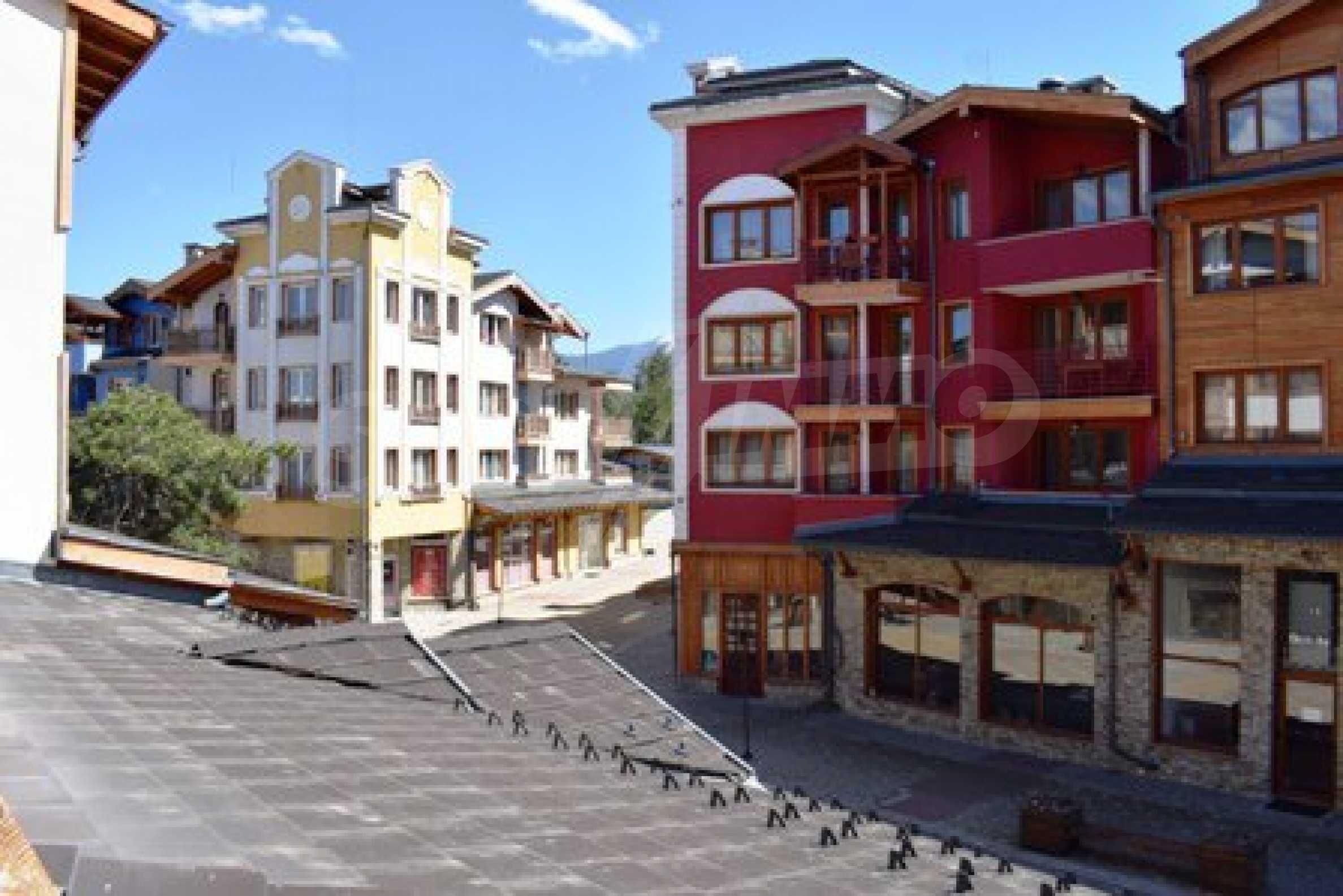 Двустаен апартамент в близост до голф клуб в района на Банско и Разлог 8