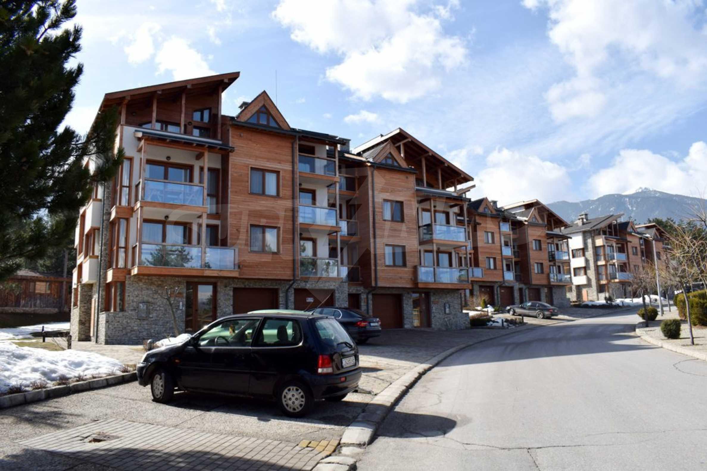 Двустаен апартамент в близост до голф игрище в района на Банско и Разлог