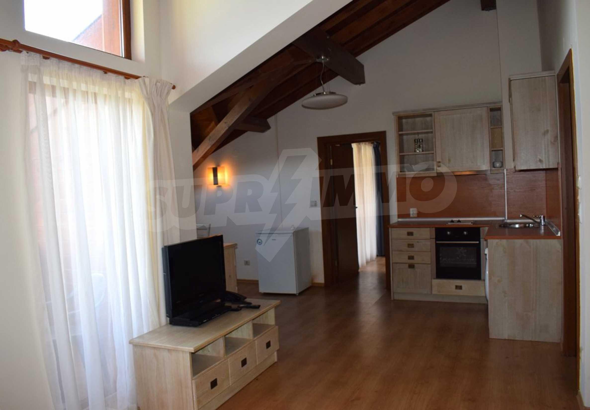 Двустаен апартамент в близост до голф игрище в района на Банско и Разлог 1