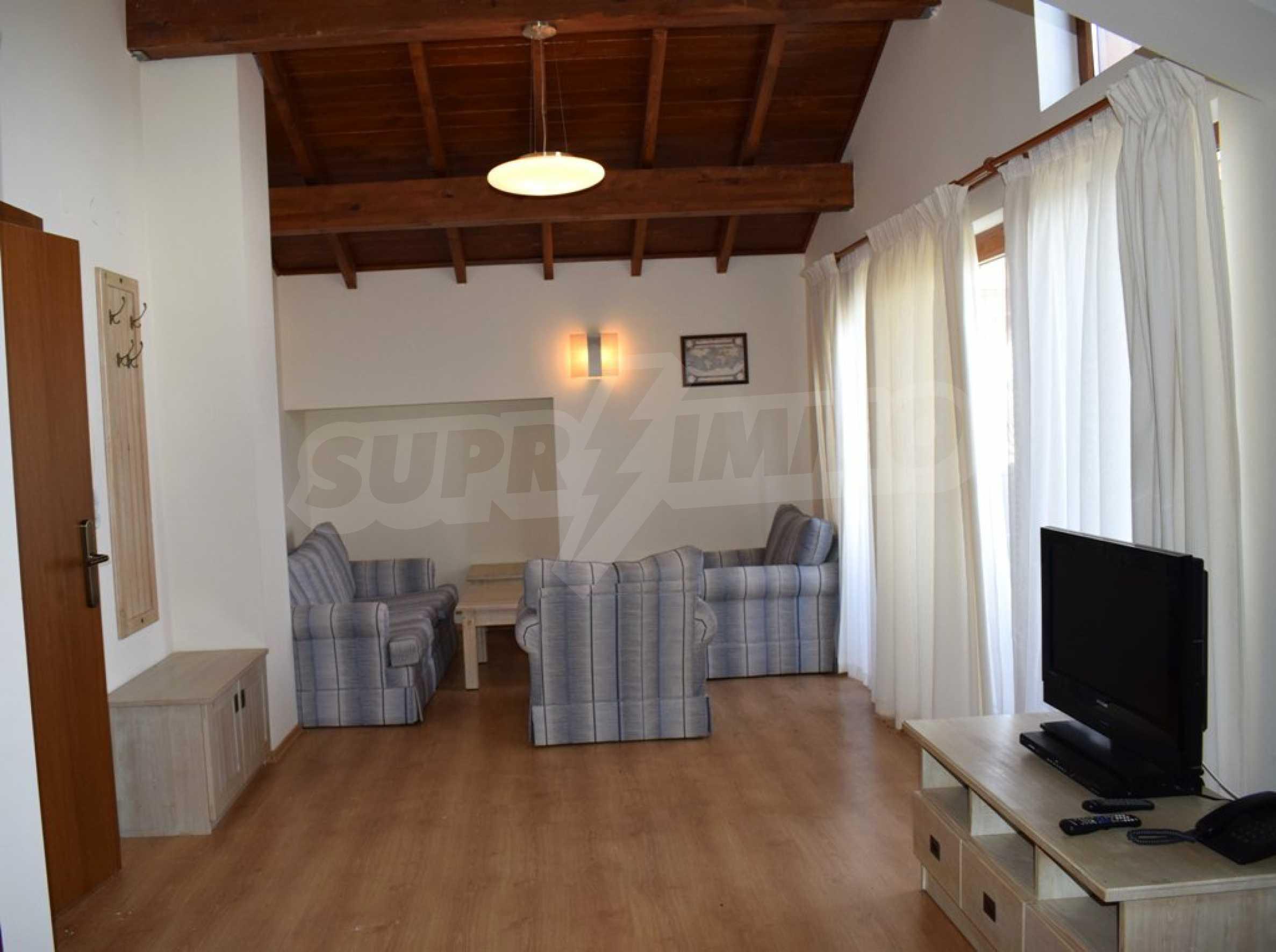 Двустаен апартамент в близост до голф игрище в района на Банско и Разлог 2