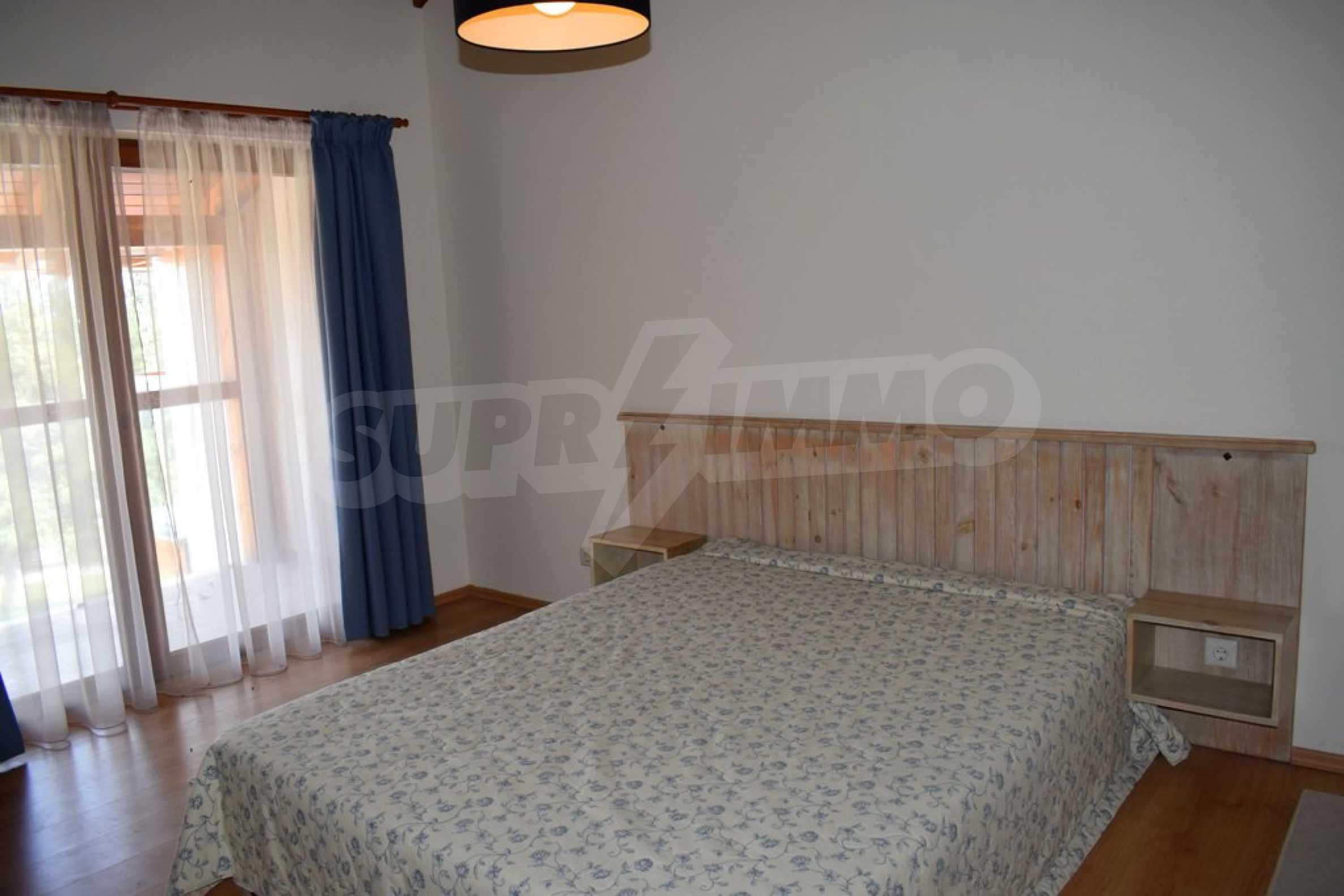 Двустаен апартамент в близост до голф игрище в района на Банско и Разлог 6