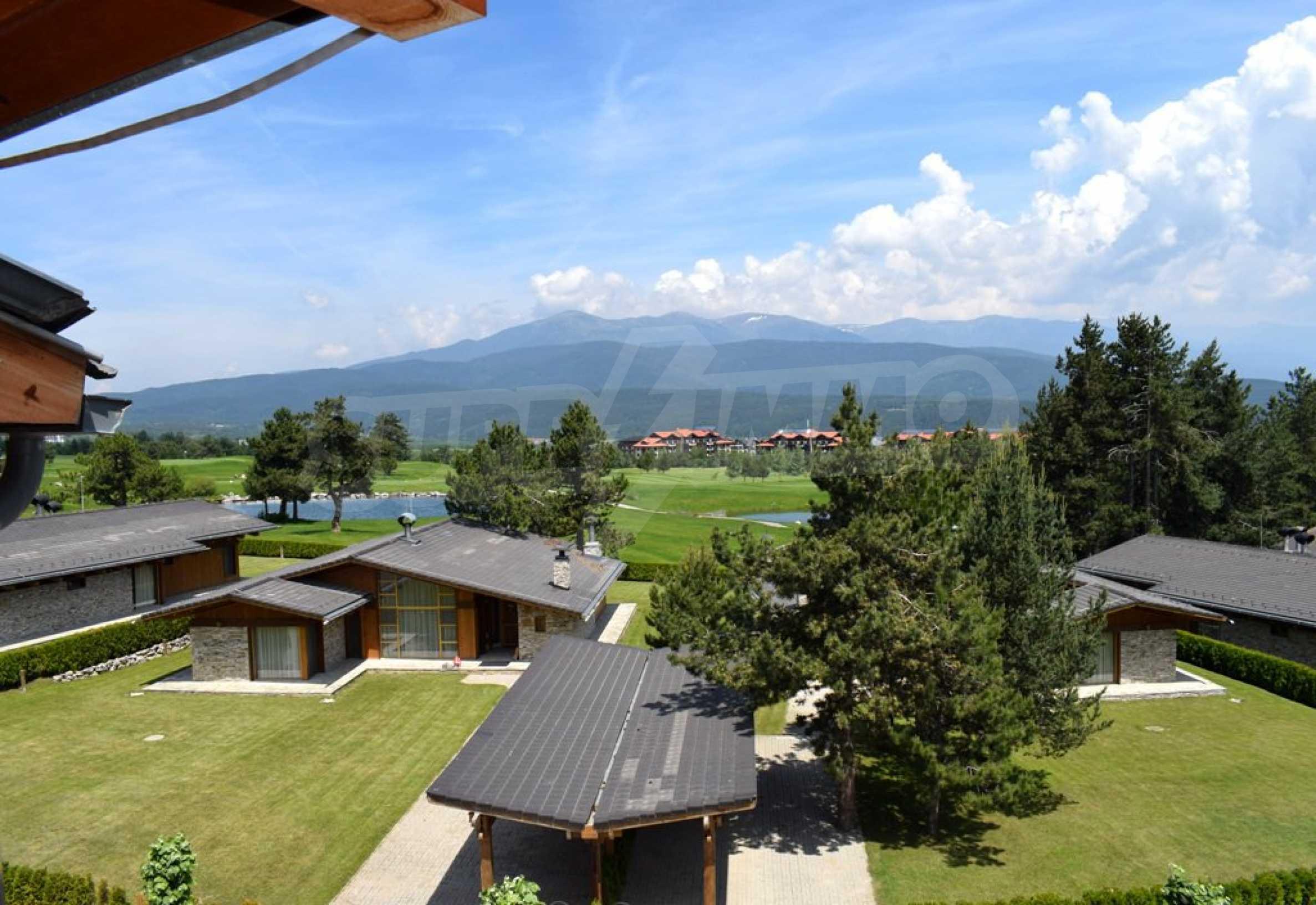 Двустаен апартамент в близост до голф игрище в района на Банско и Разлог 7
