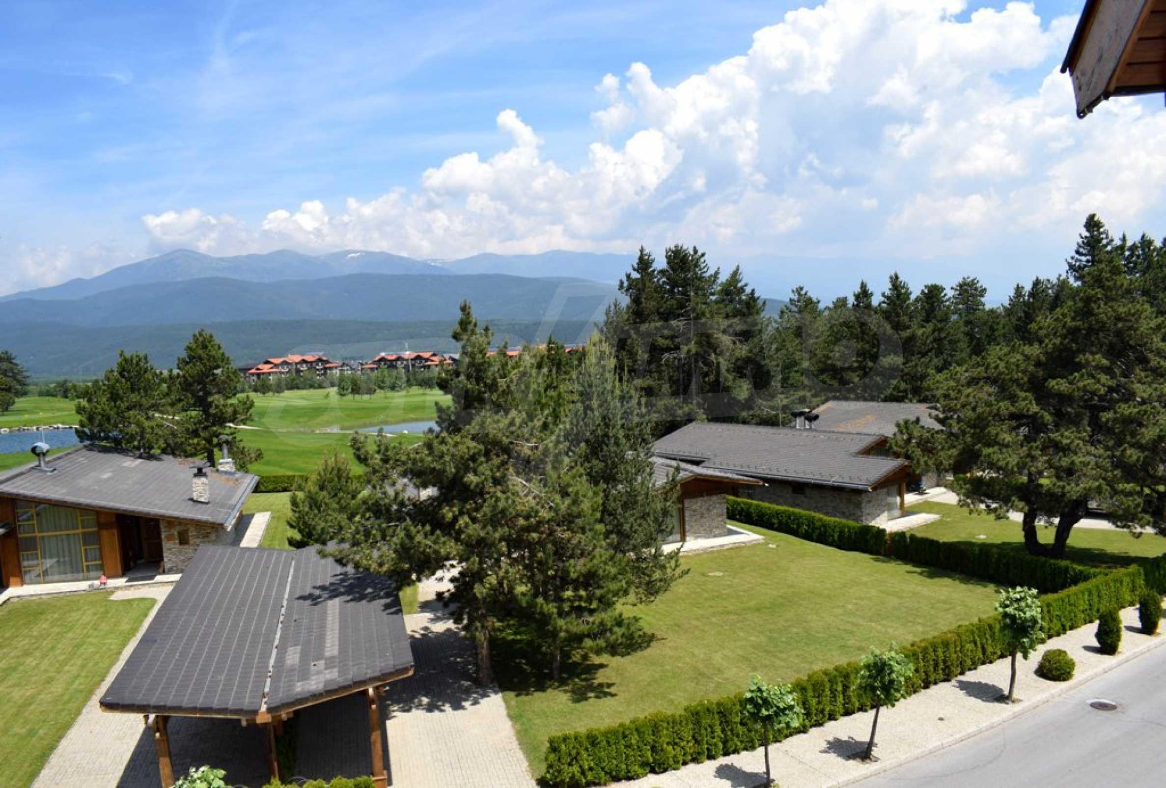 Двустаен апартамент в близост до голф игрище в района на Банско и Разлог 8