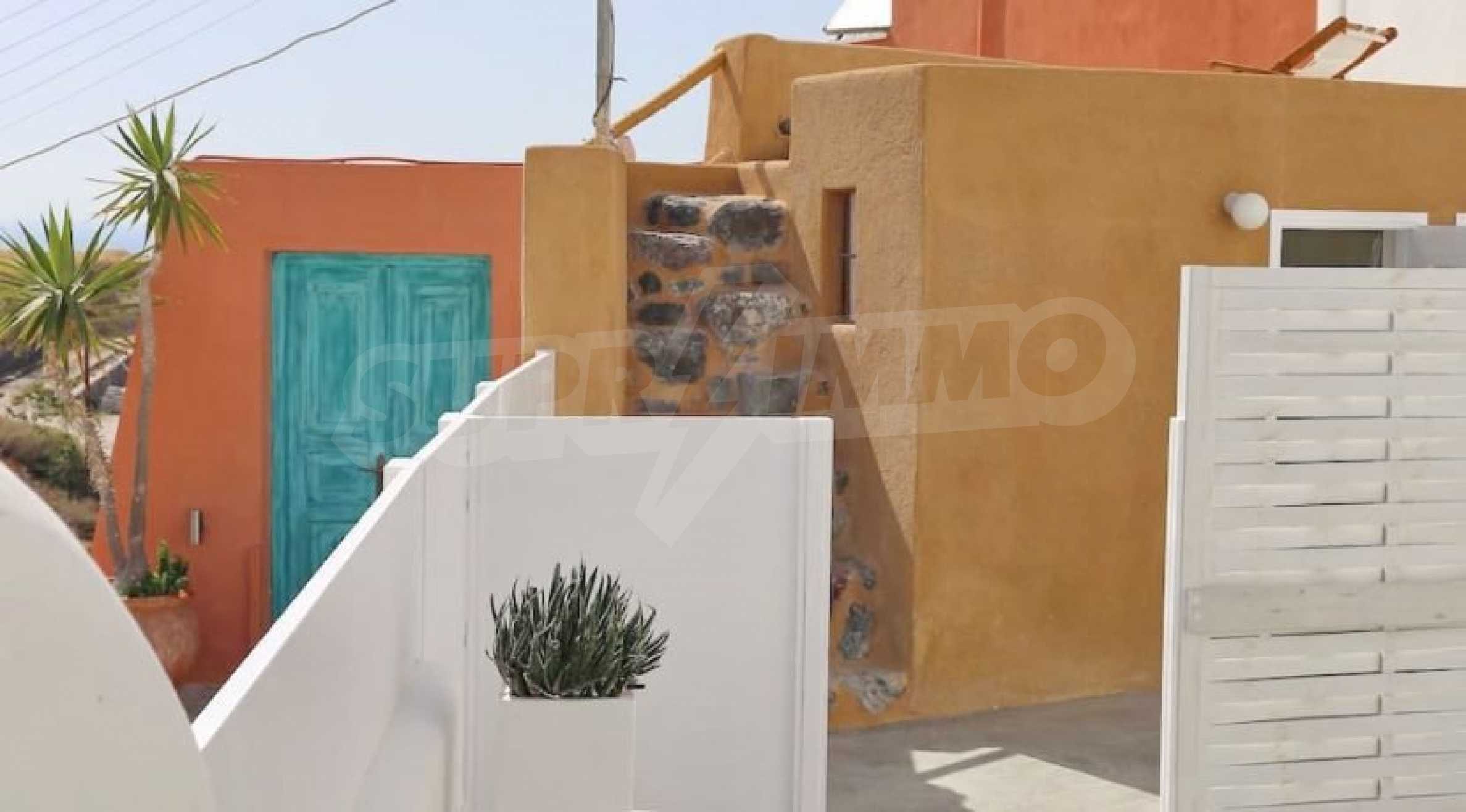 Екзотичен имот във Вотонас, остров Санторини 17