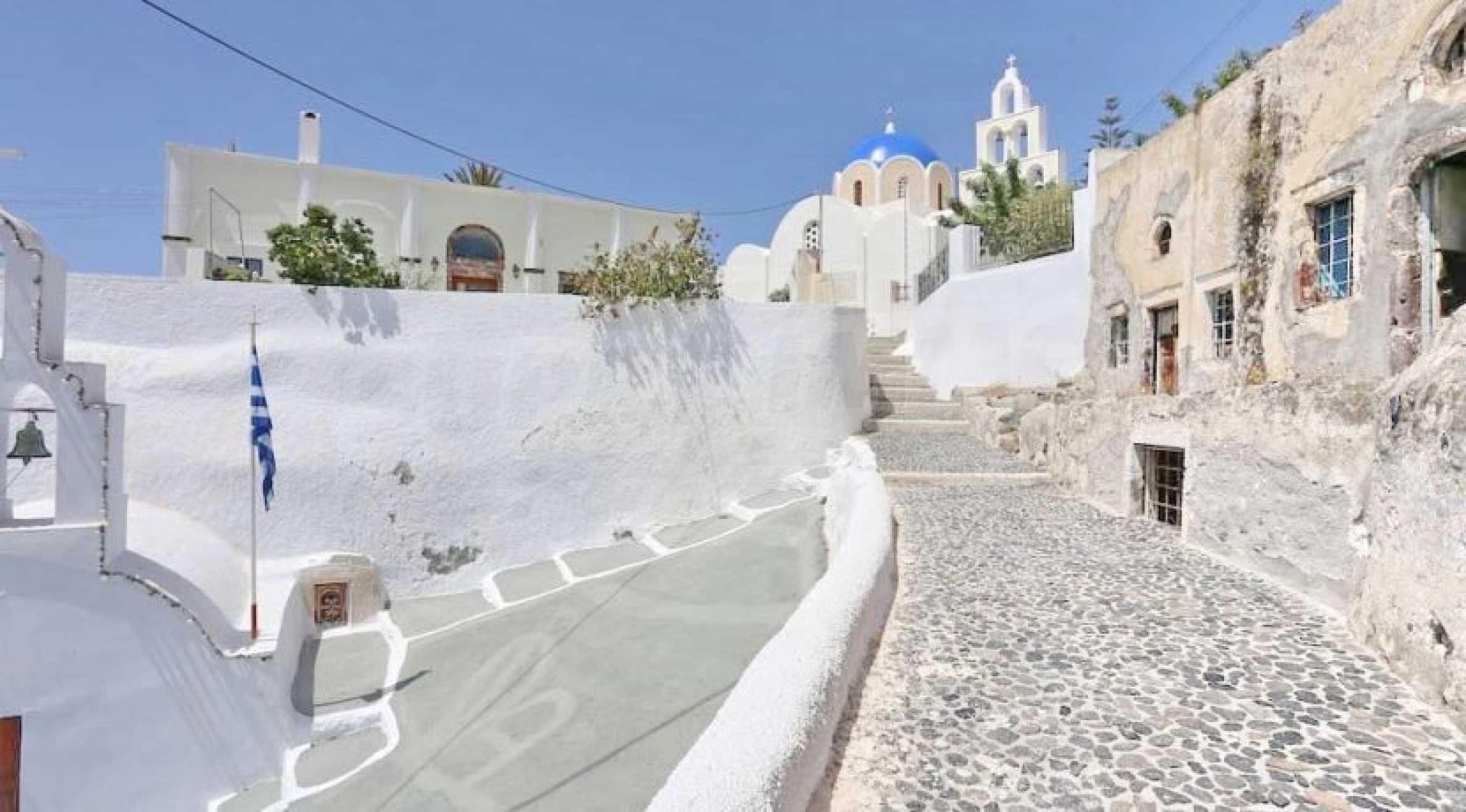Екзотичен имот във Вотонас, остров Санторини 1